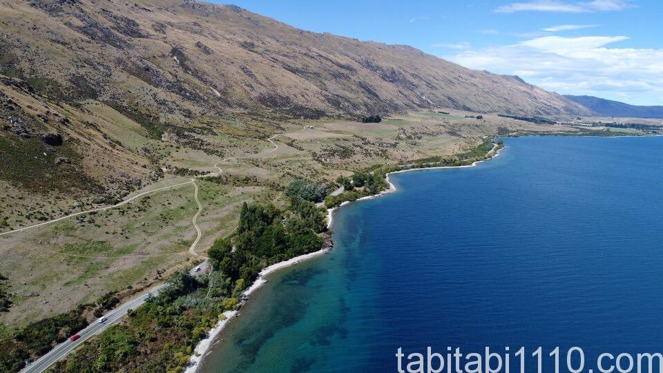 ニュージーランドのドライブルート