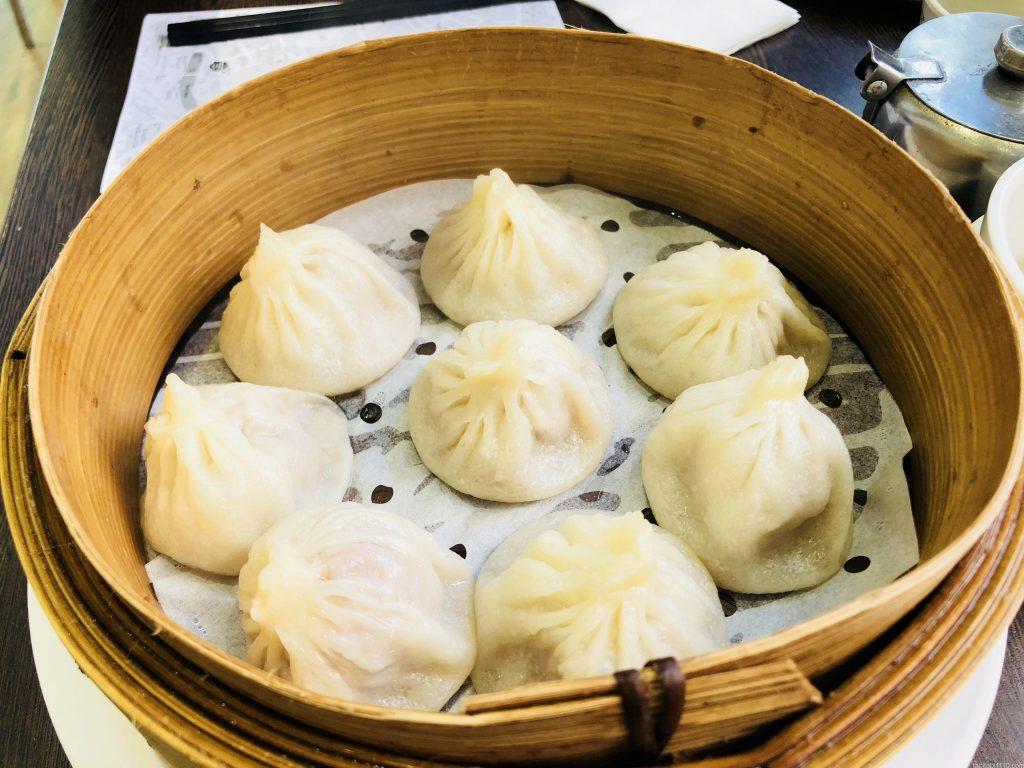 メルボルン観光 ②げきうまな中華料理屋 上海小籠館の小籠包