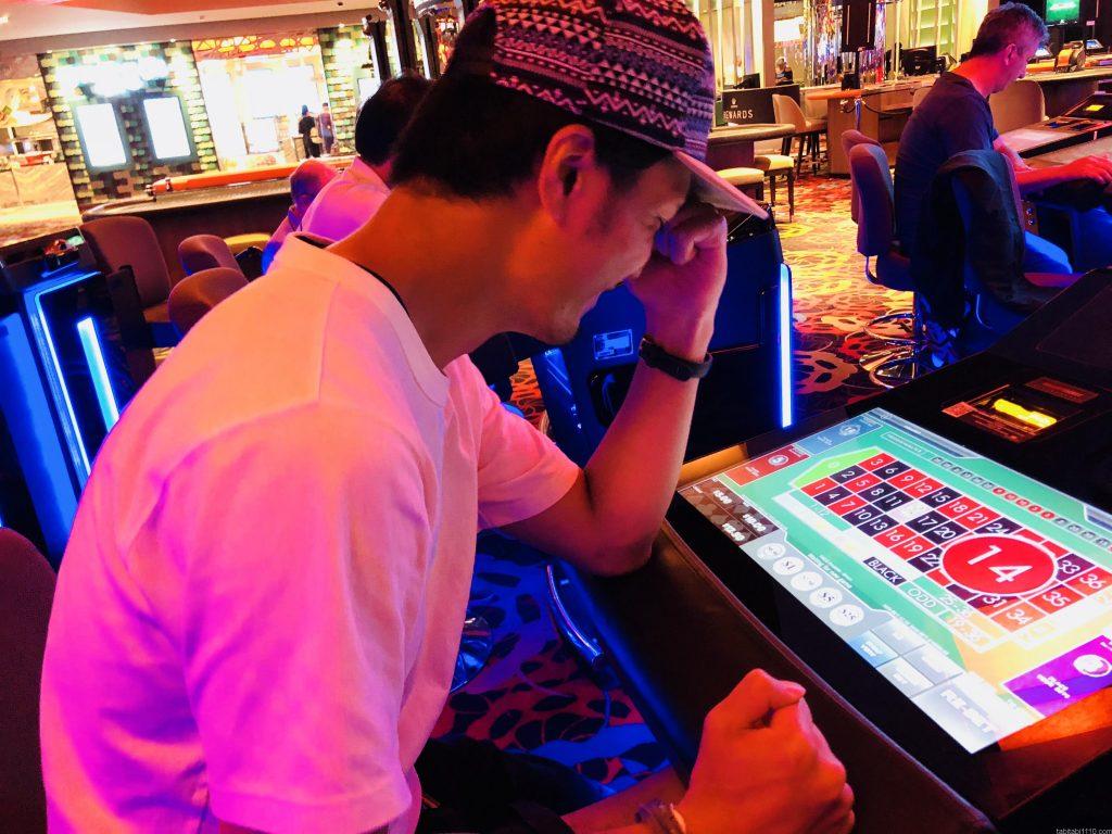 メルボルン観光 ③カジノ