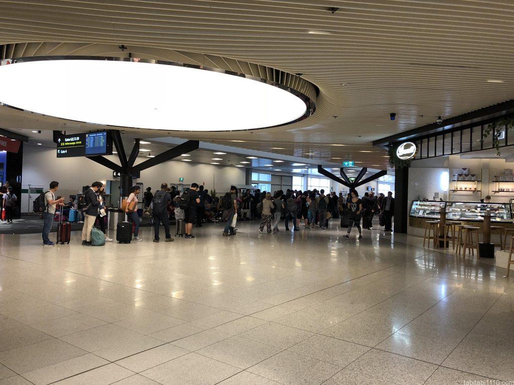 メルボルン国際空港