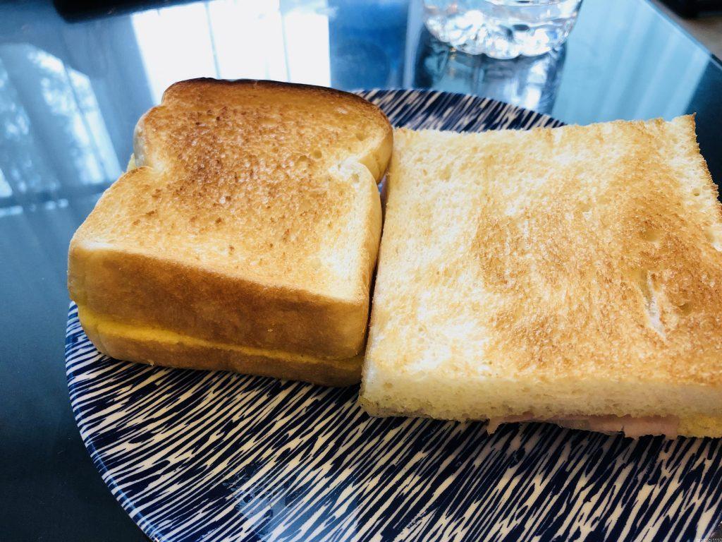 バンコクのセブンイレブンのパン