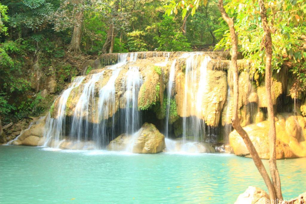 エラワンの滝|レベル2