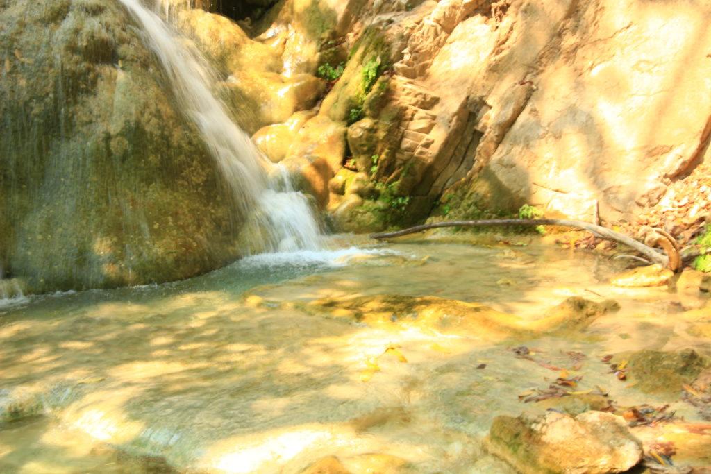 エラワンの滝|レベル7