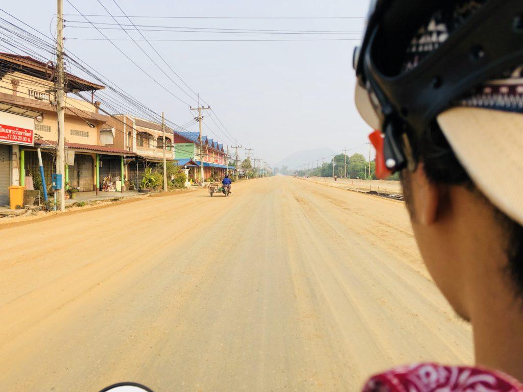 エラワンの滝|バイク旅