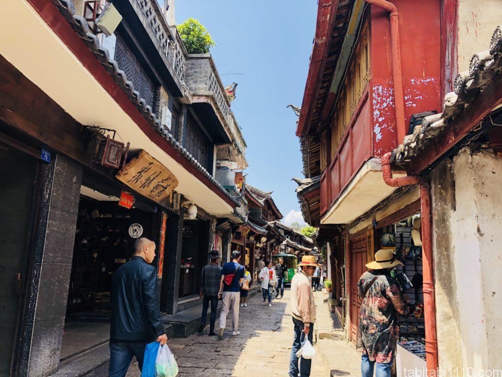 麗江観光|麗江古城区