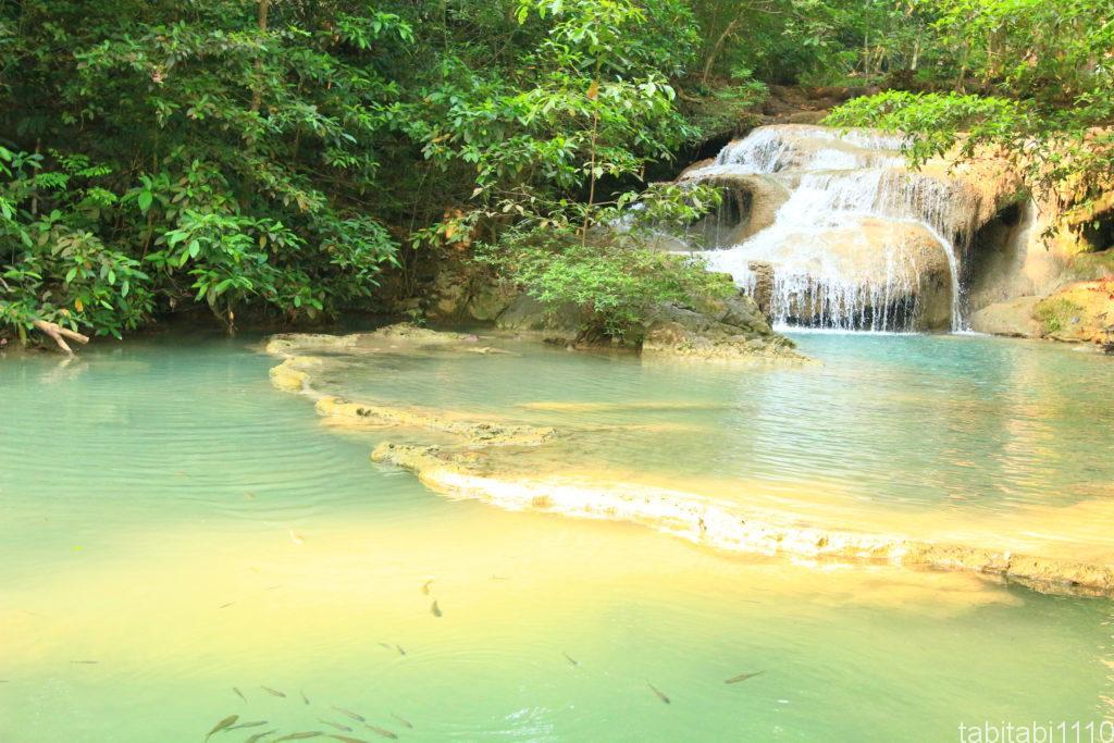エラワンの滝|レベル1