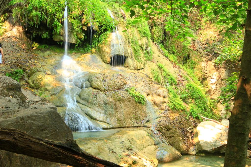 エラワンの滝|レベル6