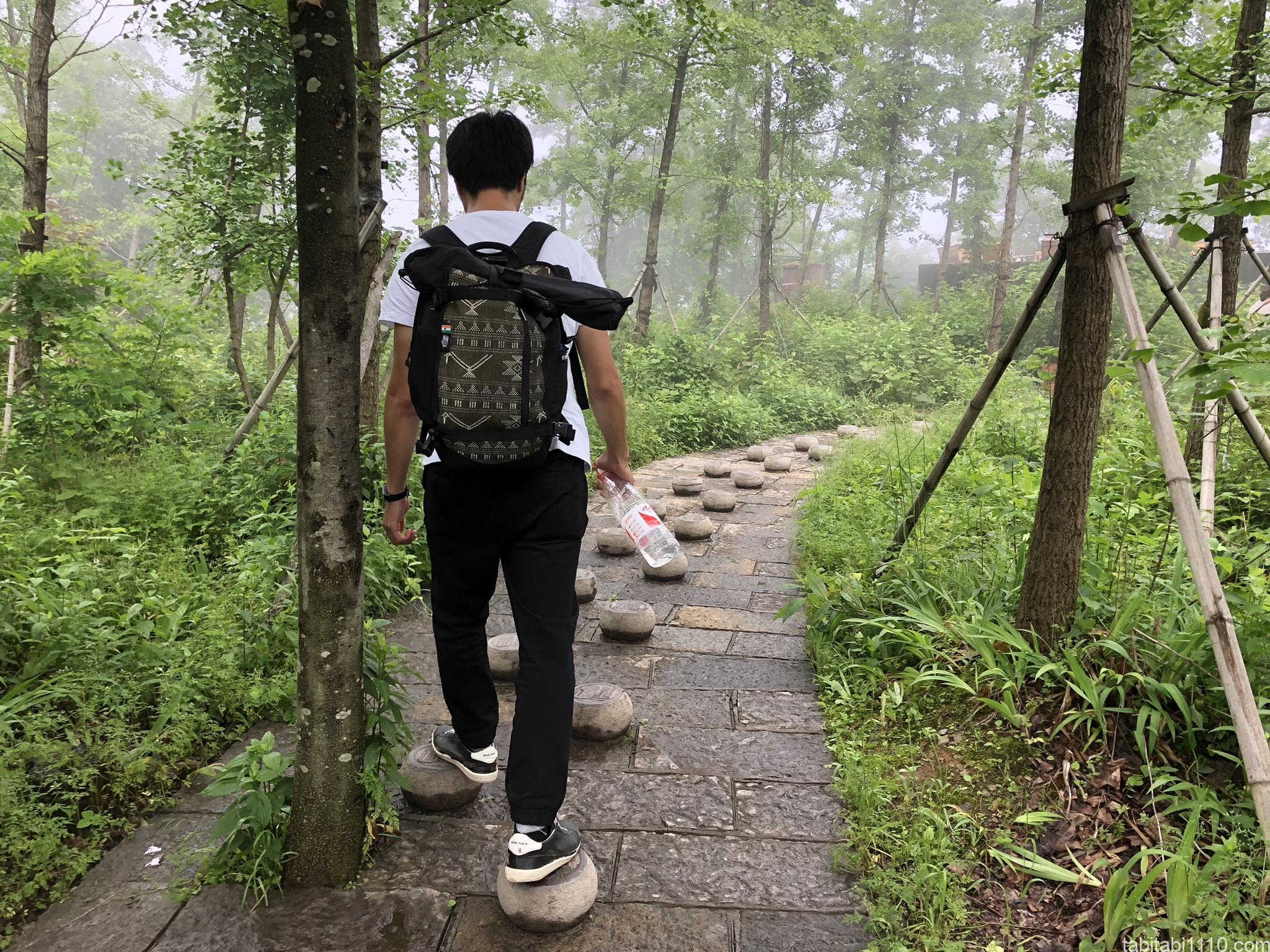 武陵源観光|散歩