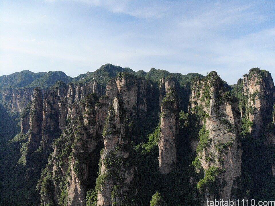 武陵源観光|おすすめスポットの后花園