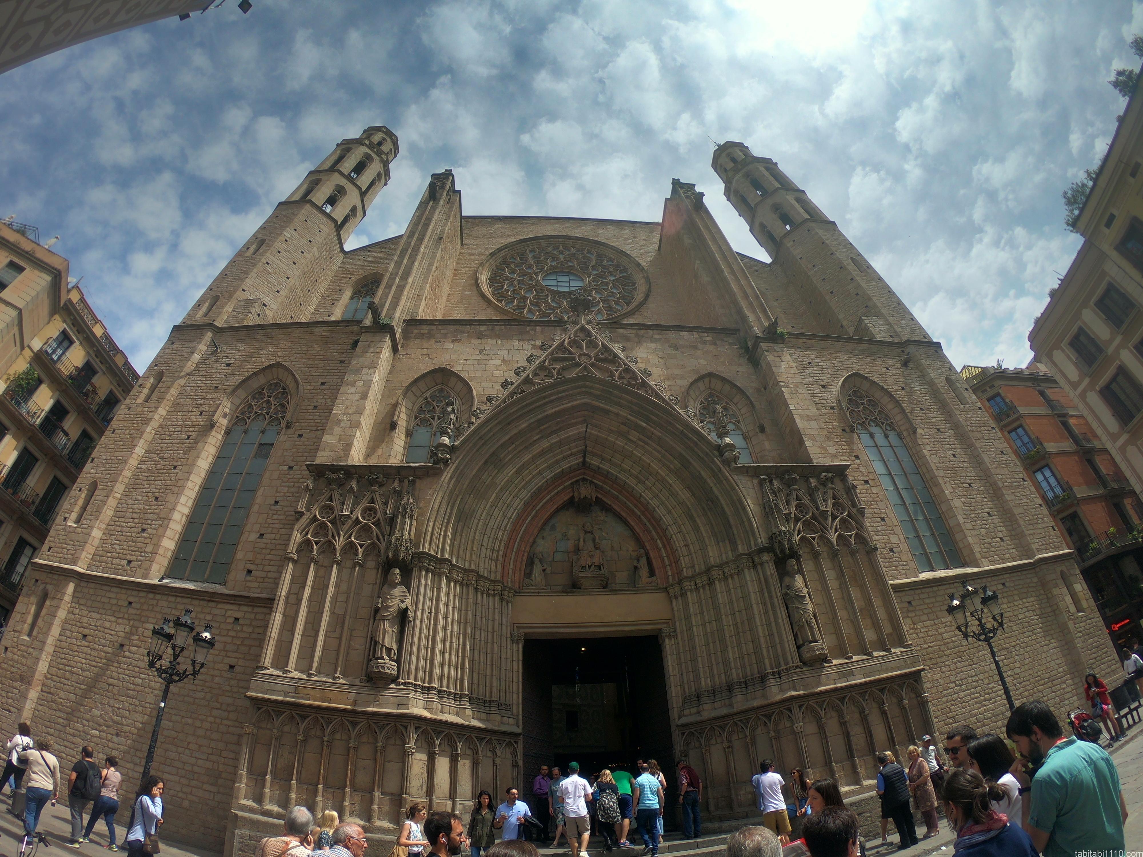 サンタマリアダルマール教会