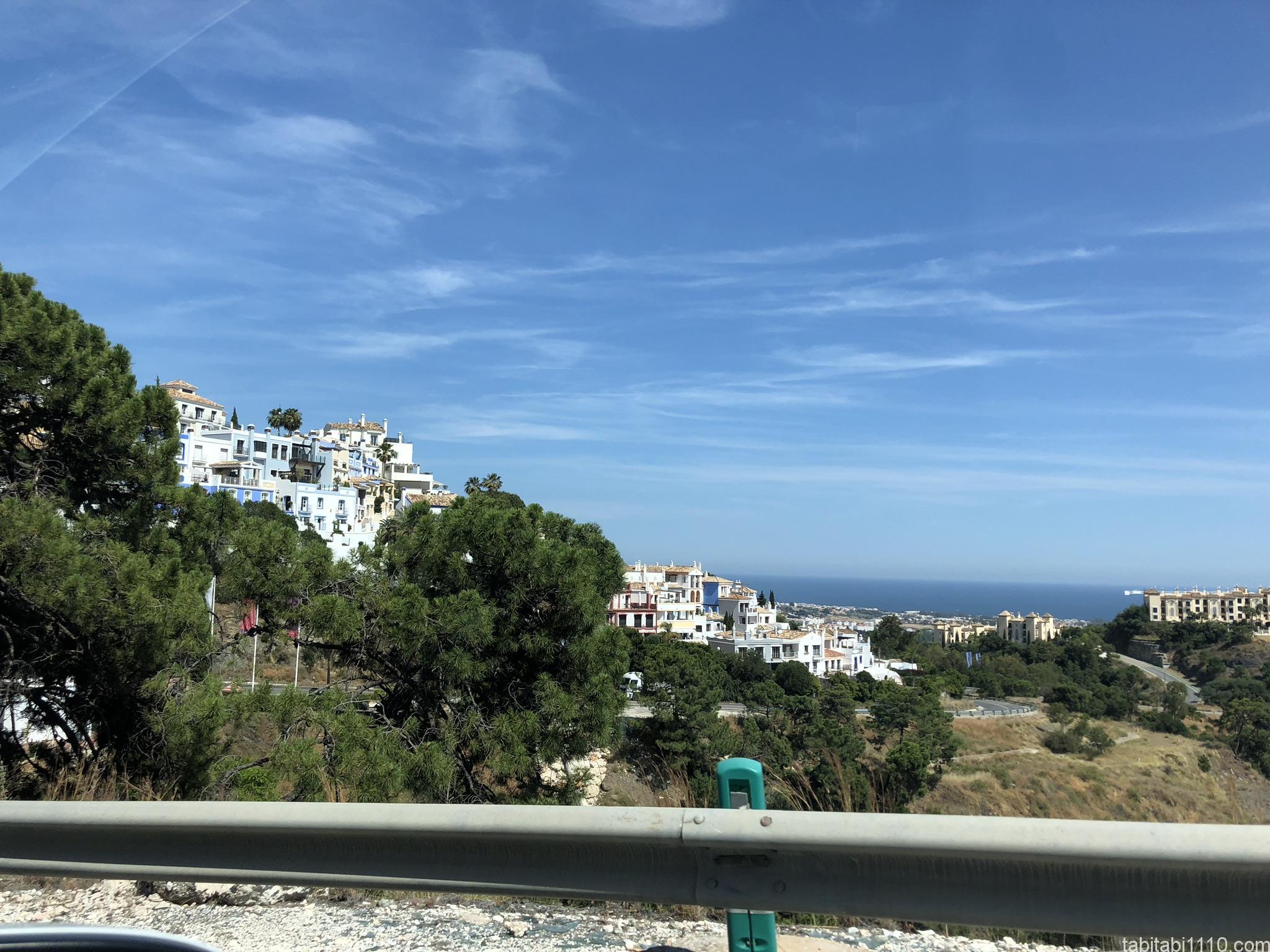 スペインレンタカー旅