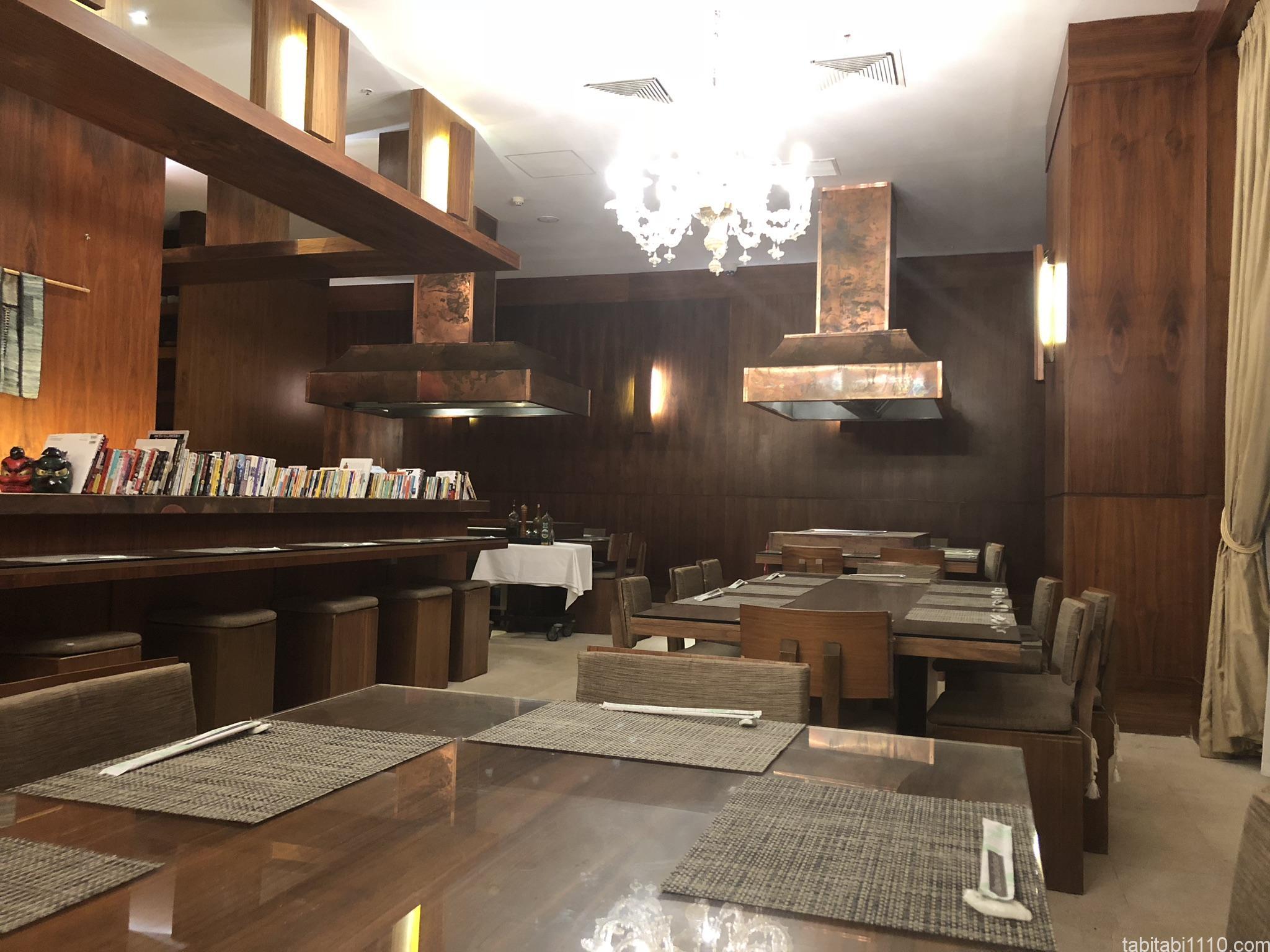 バクーの日本料理店『瀬戸』