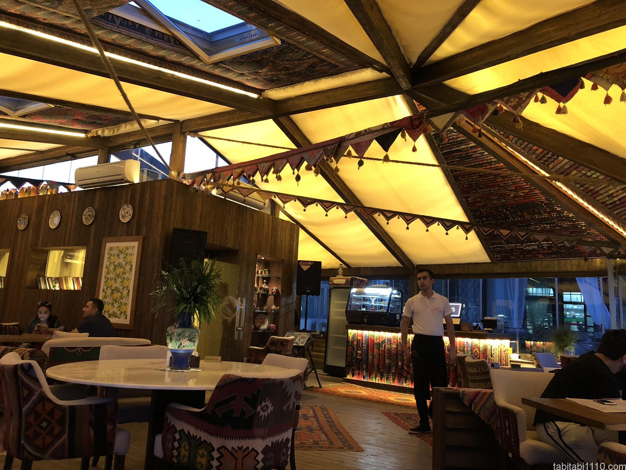 バクー観光|カフェ事情