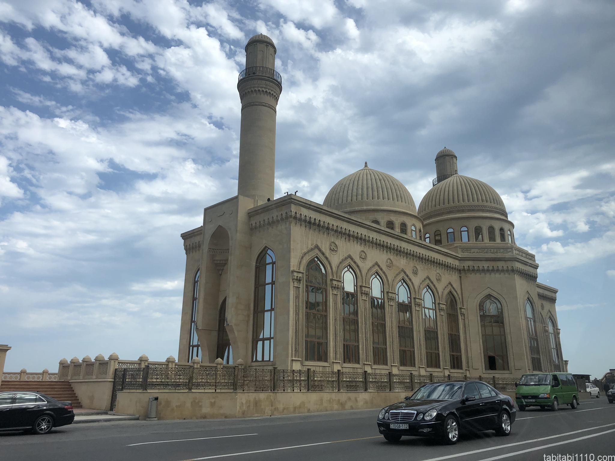 バクー観光|モスク