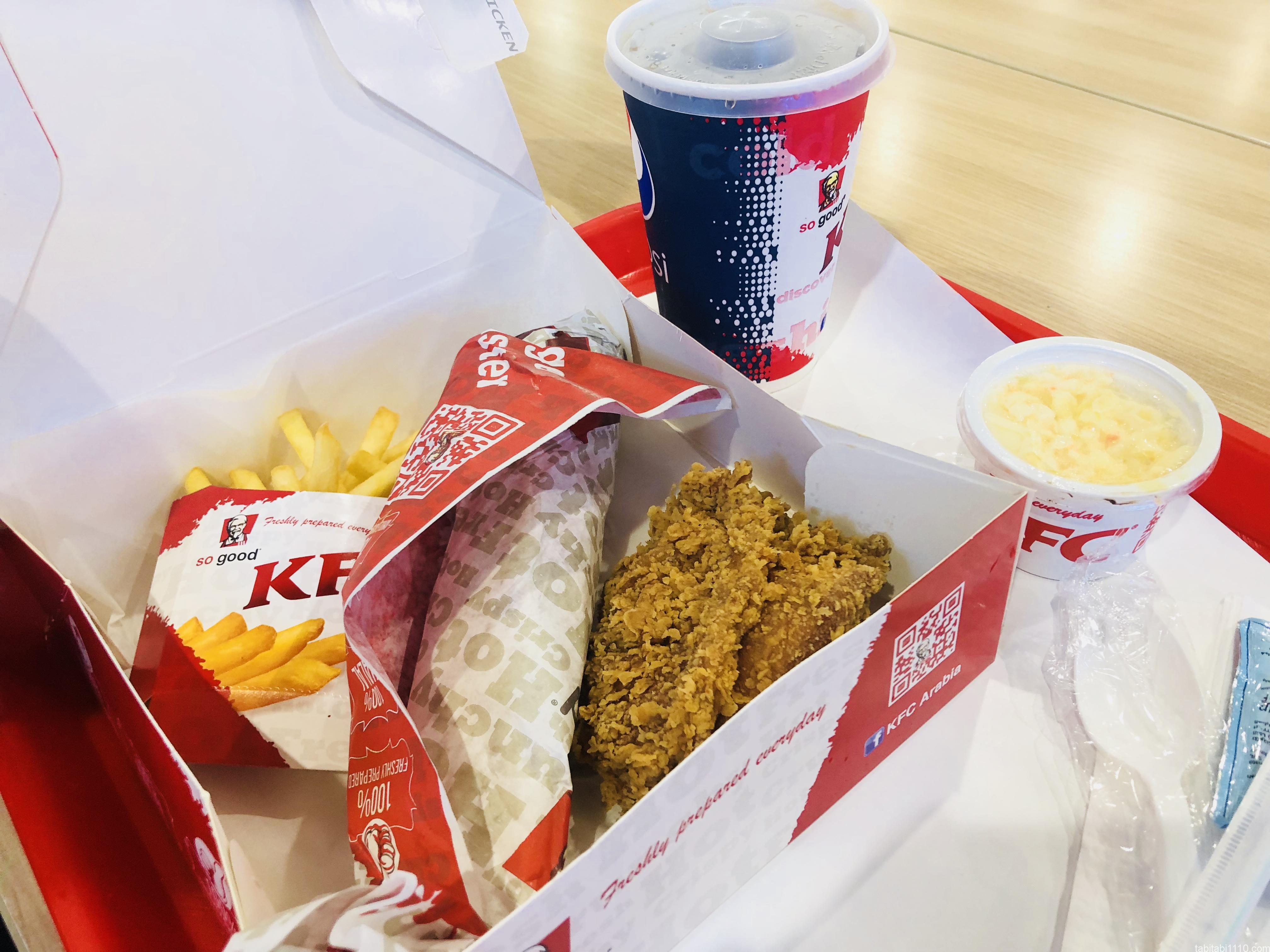 ドバイKFC