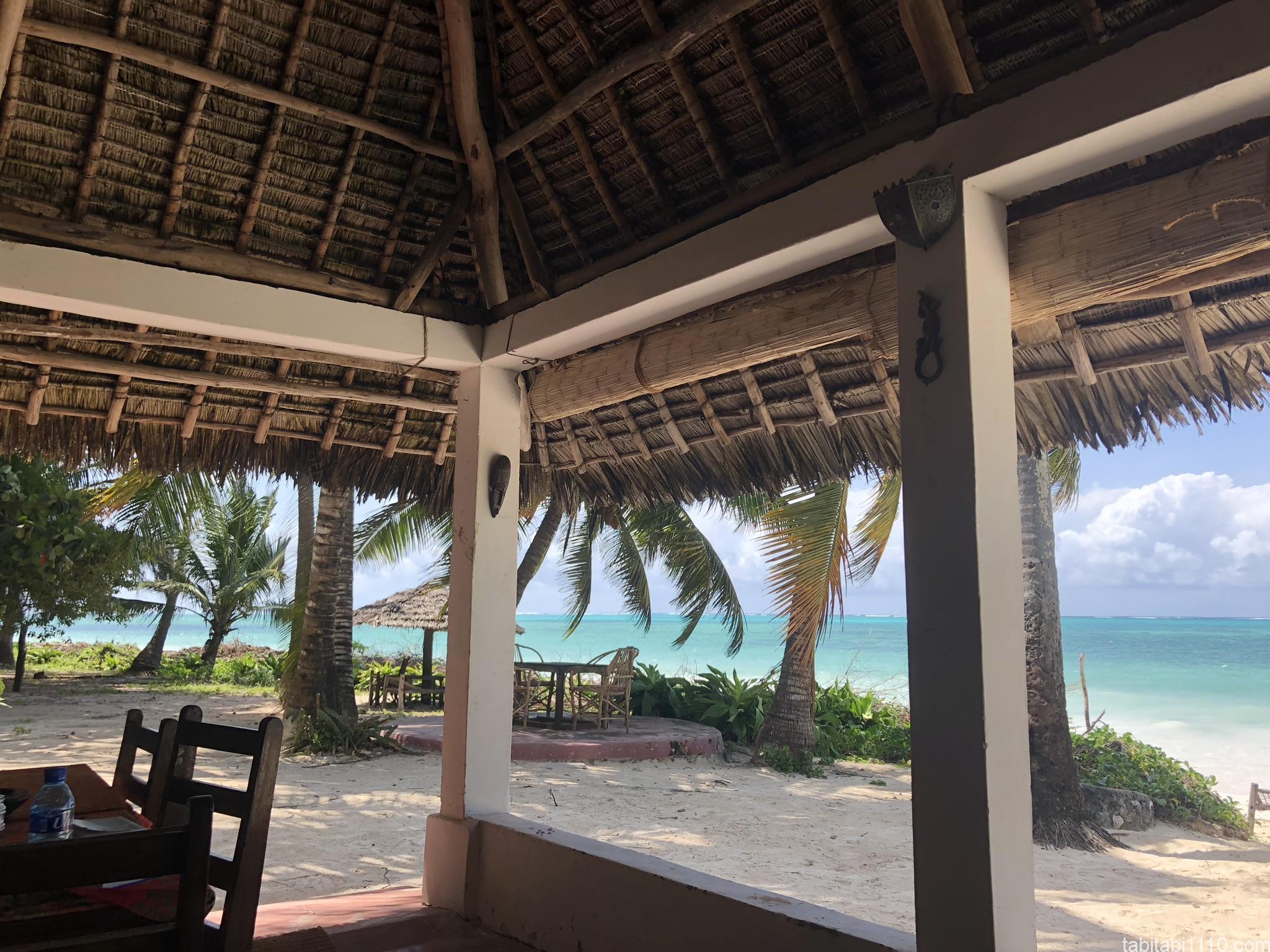 ザンジバル パラダイスビーチバンガロー