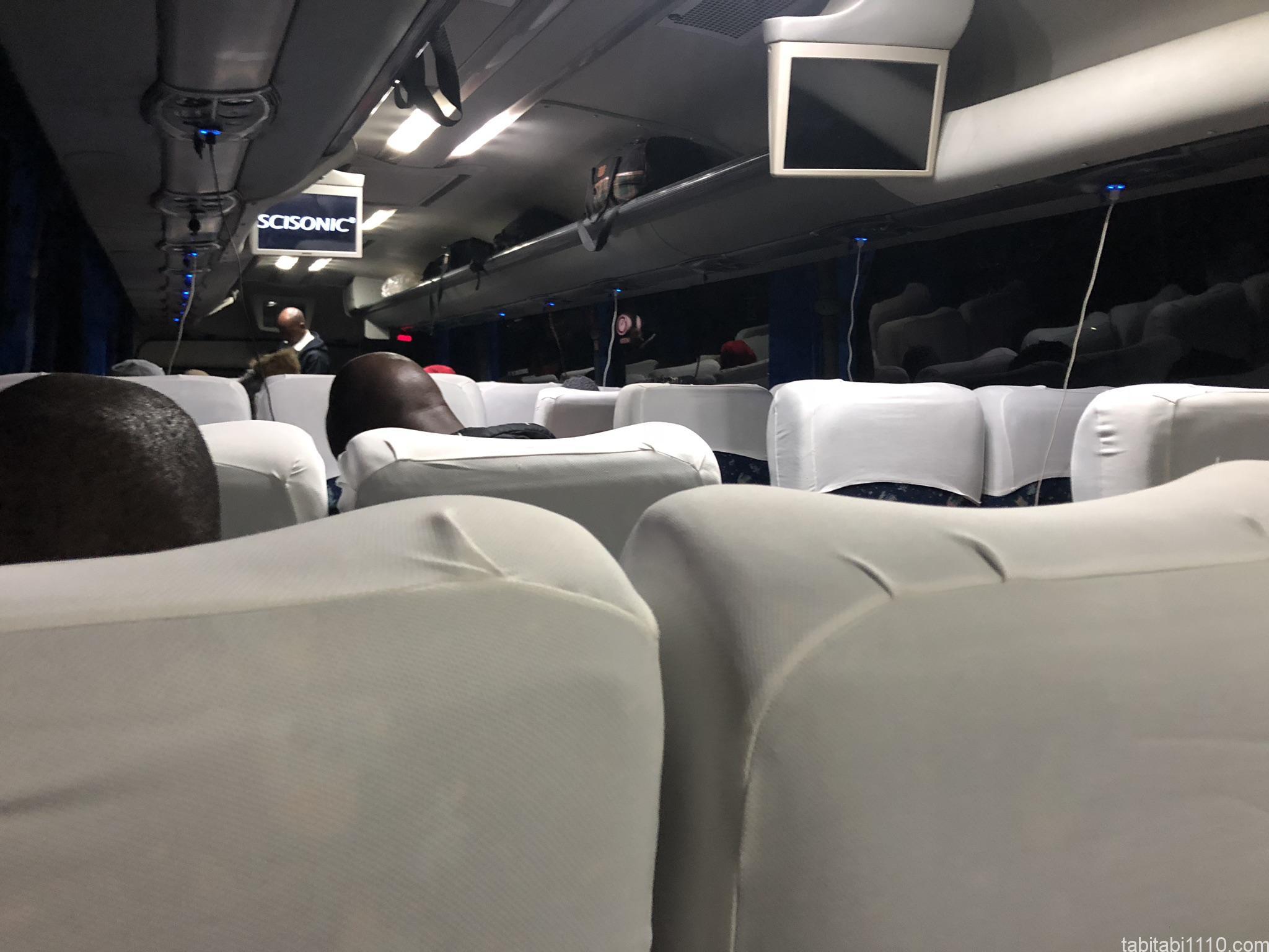 インターケープバス