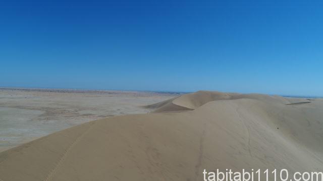 ナミブ砂漠(DUNE7)