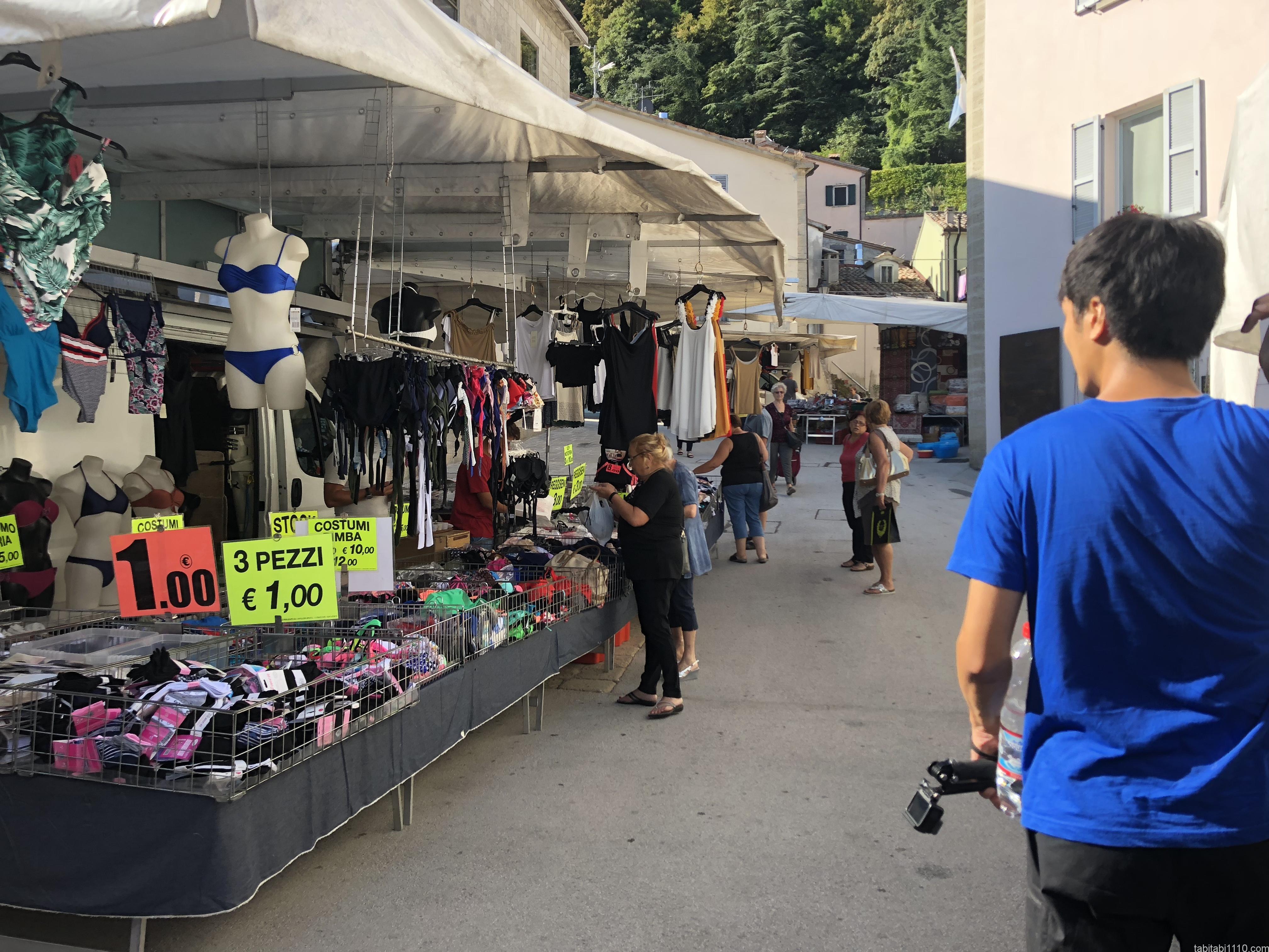 サンマリノ |市場