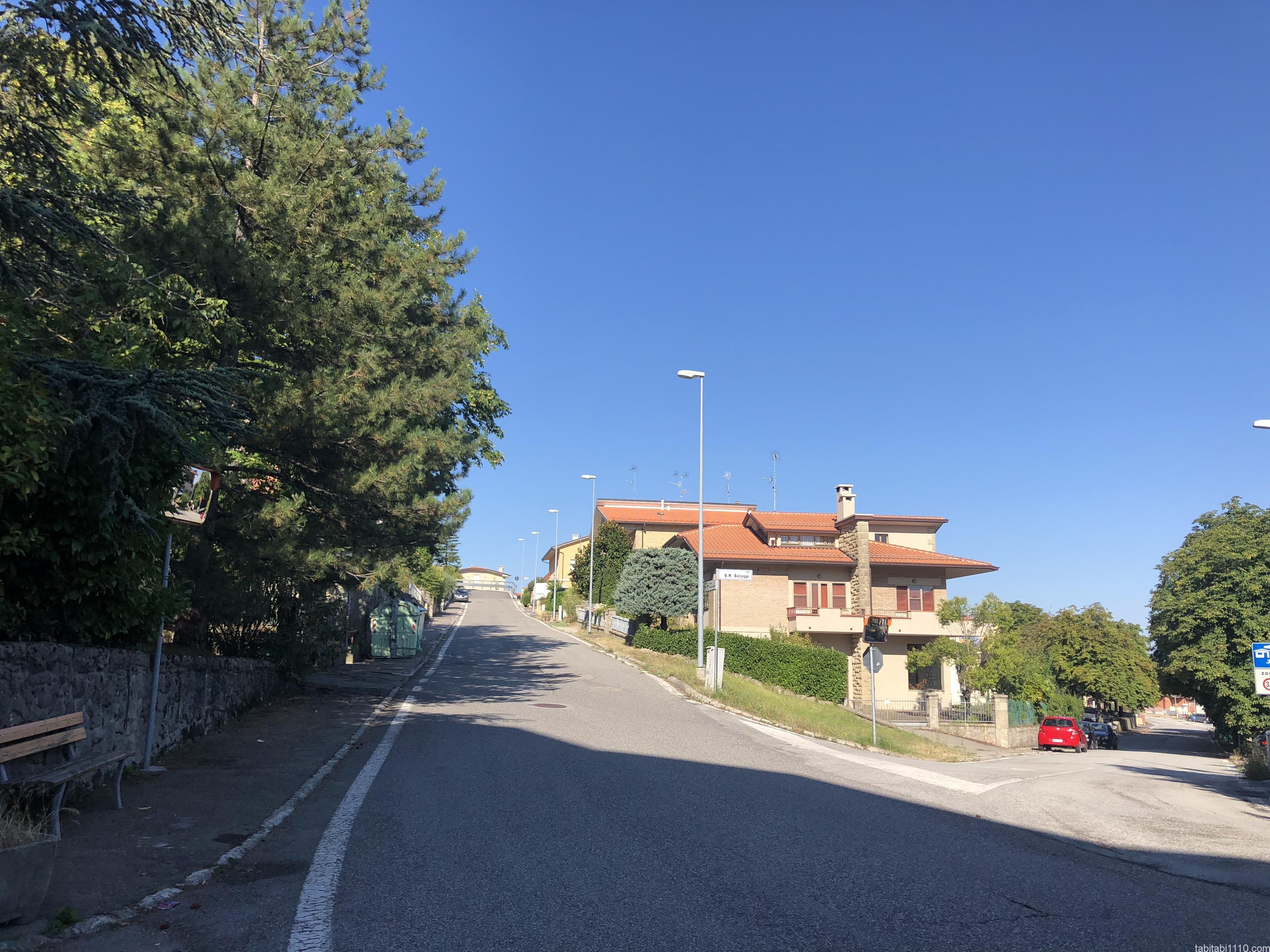 サンマリノ |街並