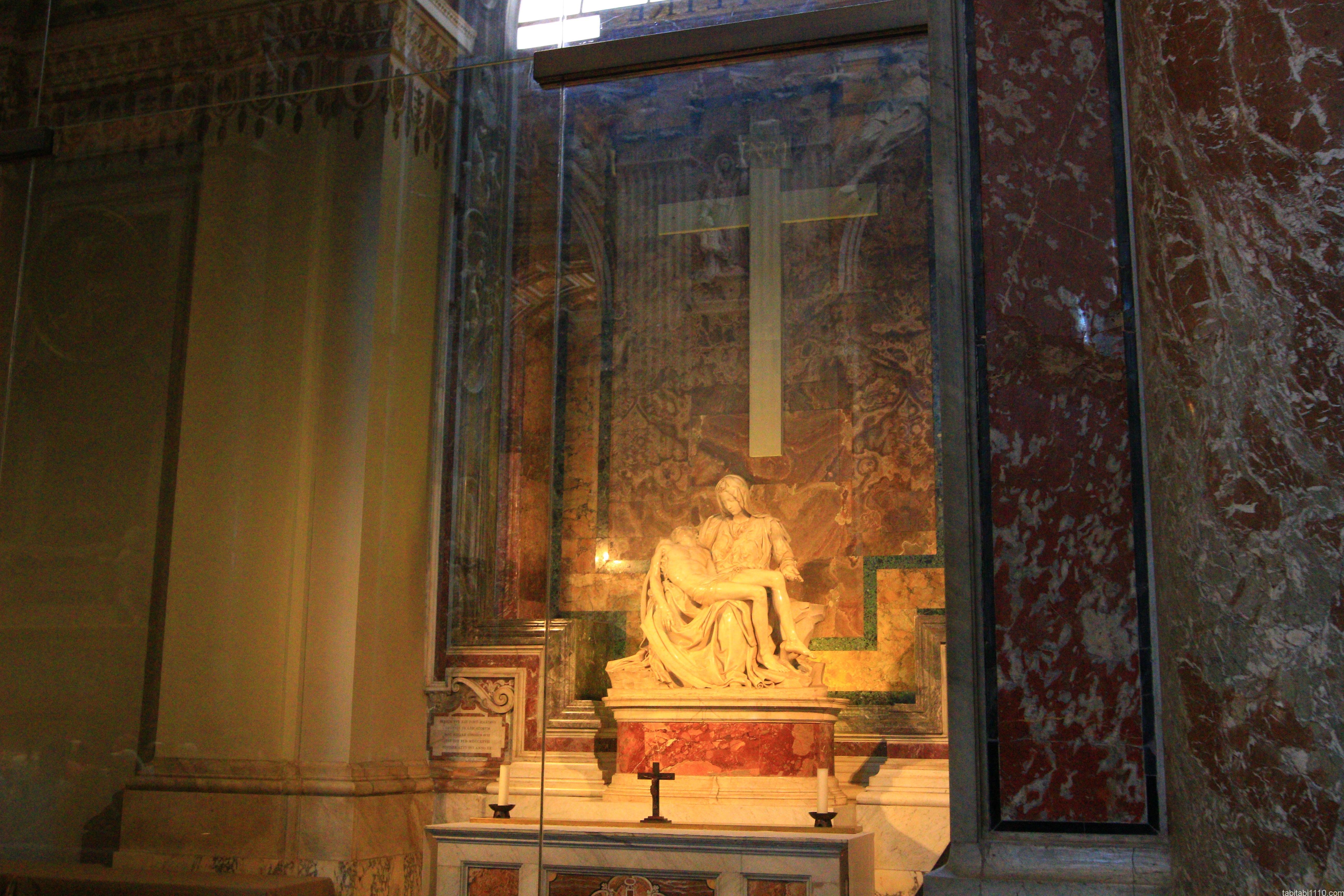 サン・ピエトロ大聖堂|ピエタ