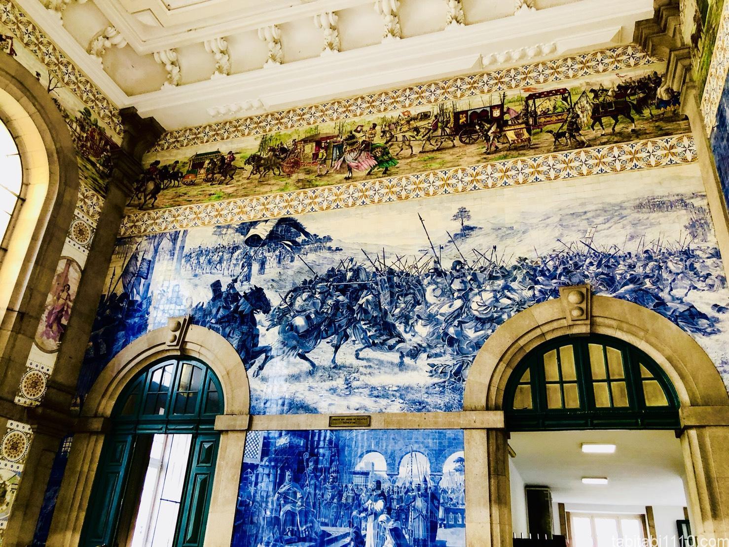 ポルト|サン・ベント駅