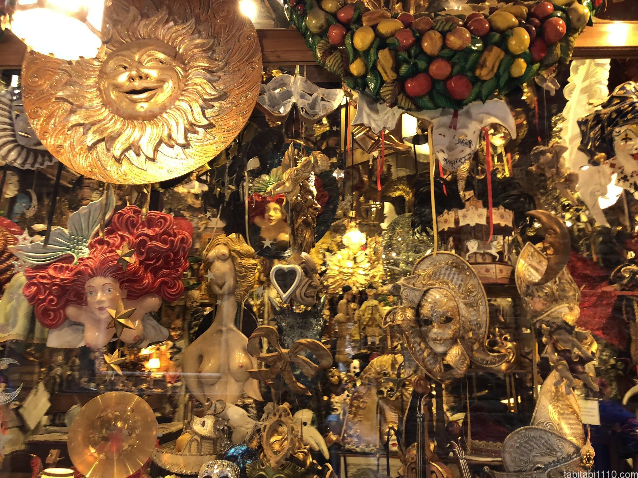 ヴェネチア|仮面