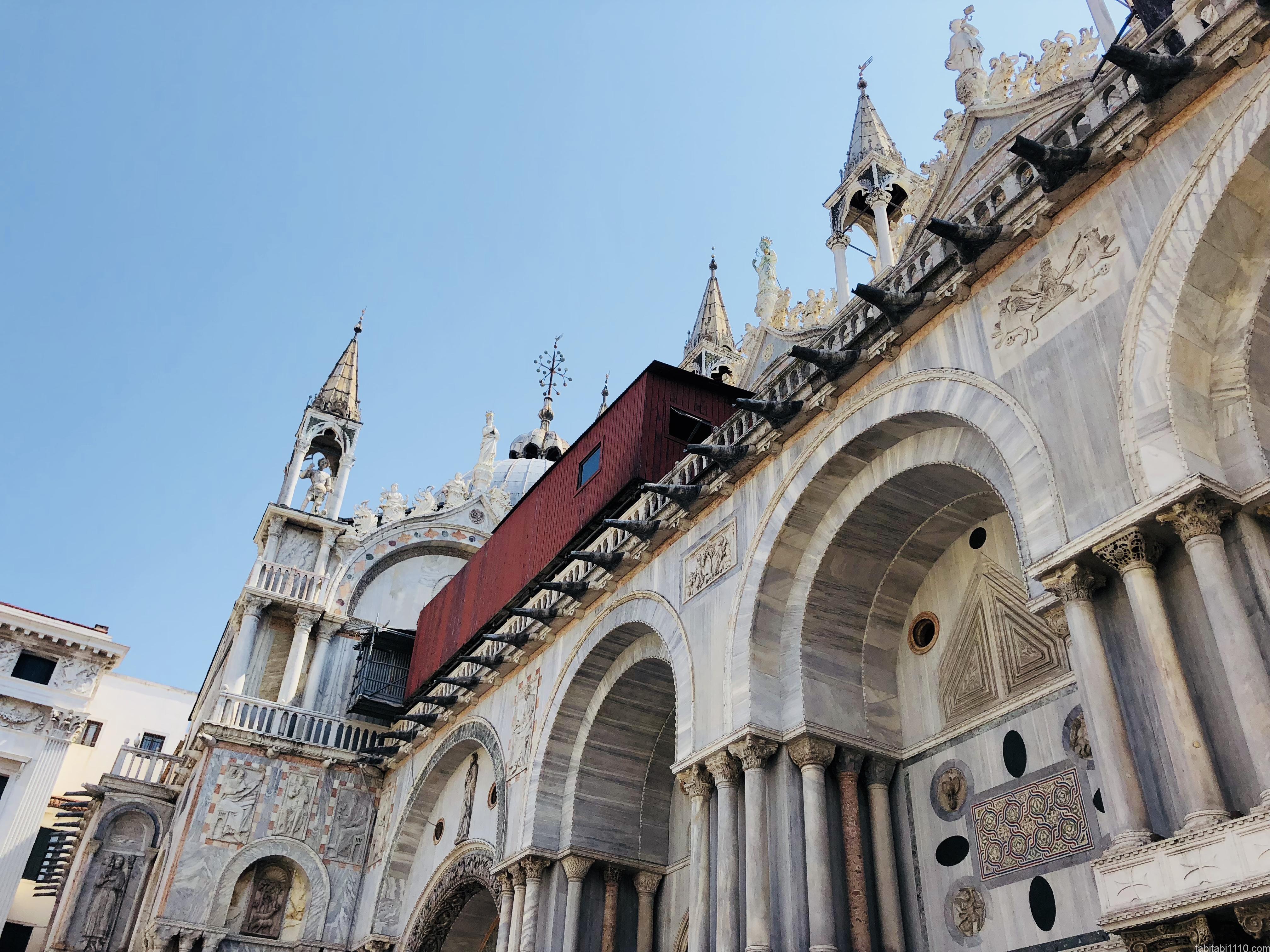 ヴェネチア|サンマルコ大聖堂