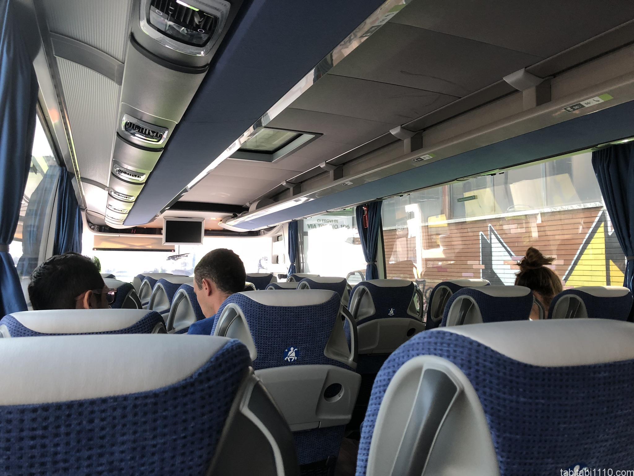 Flixbus|ヴェネチアからリュブリャナ