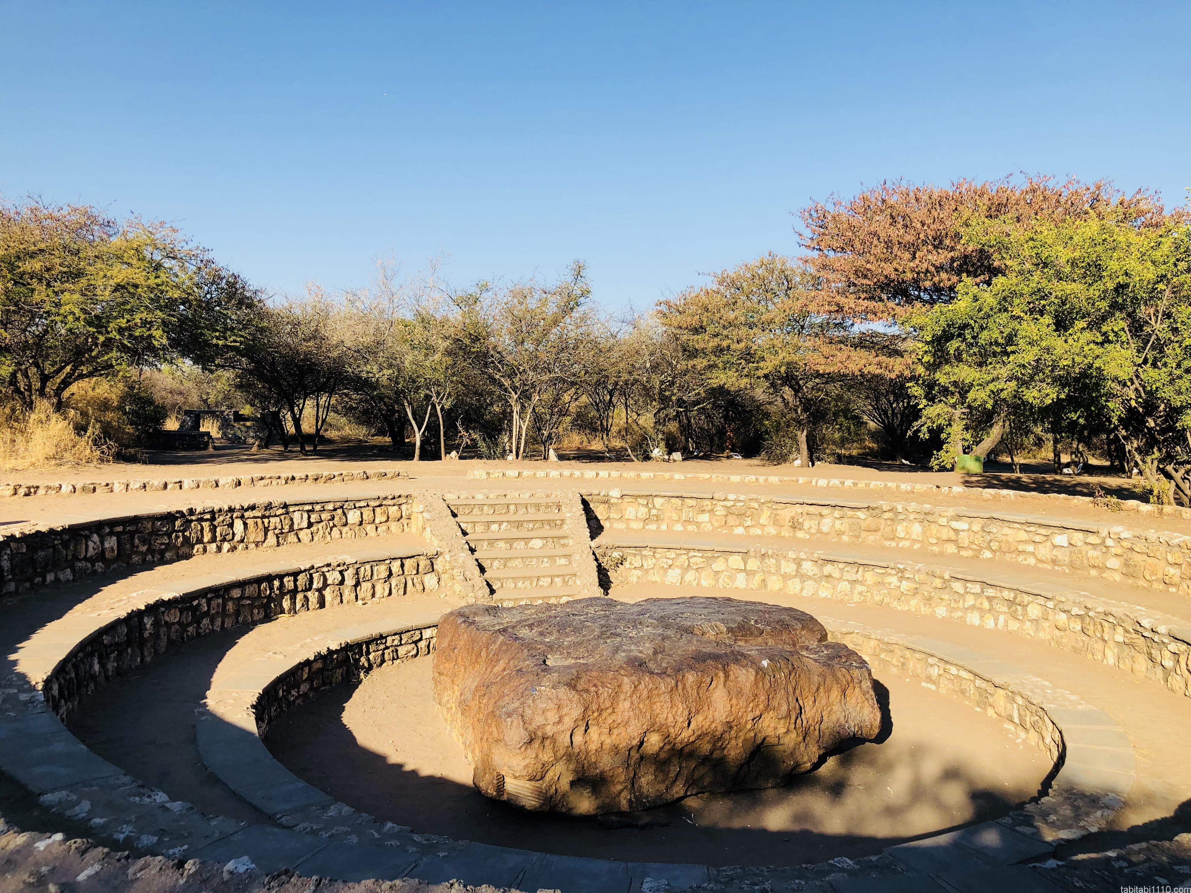 ナミビア|ホバ隕石