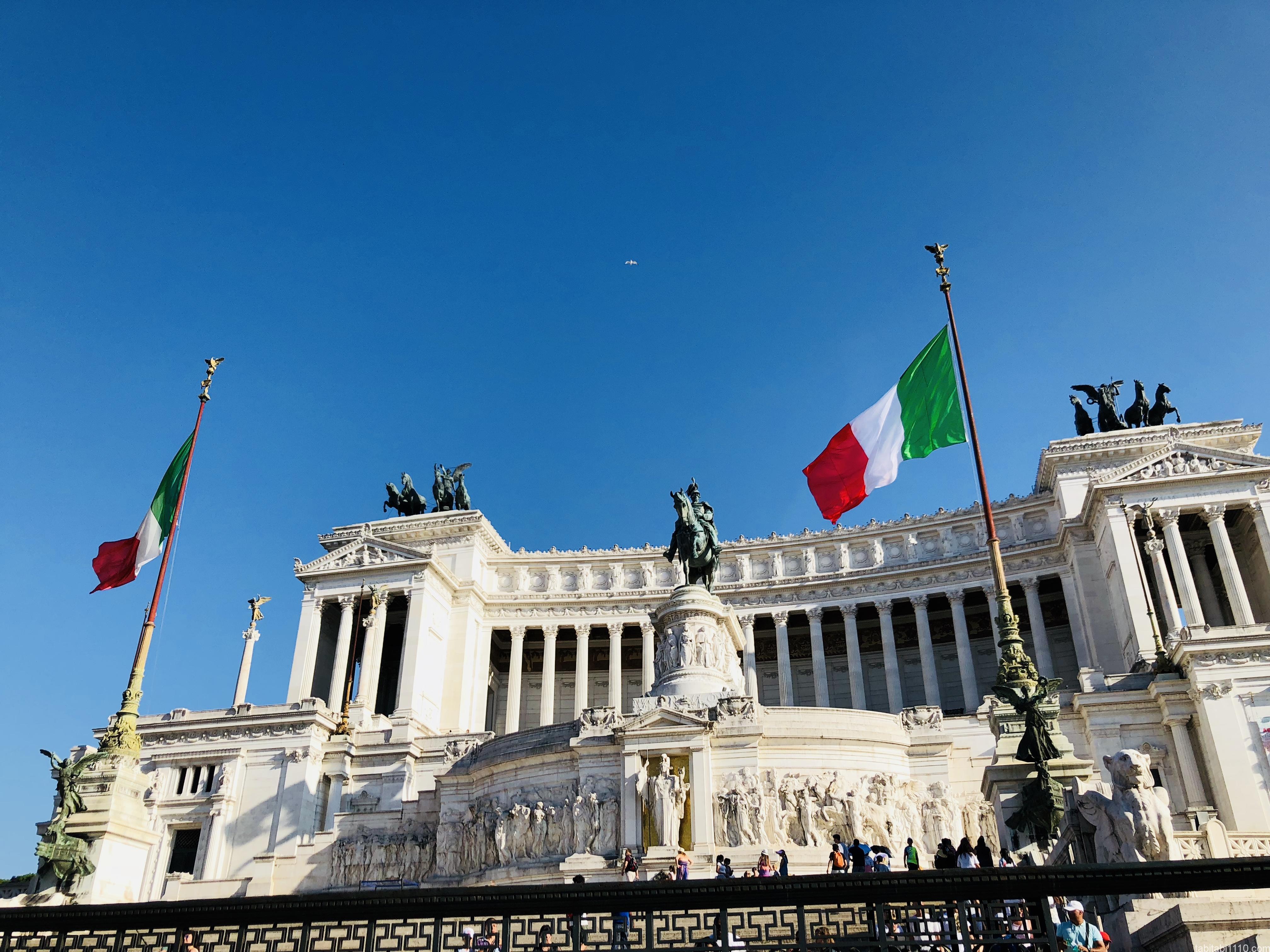 ローマ|ベネツィア広場