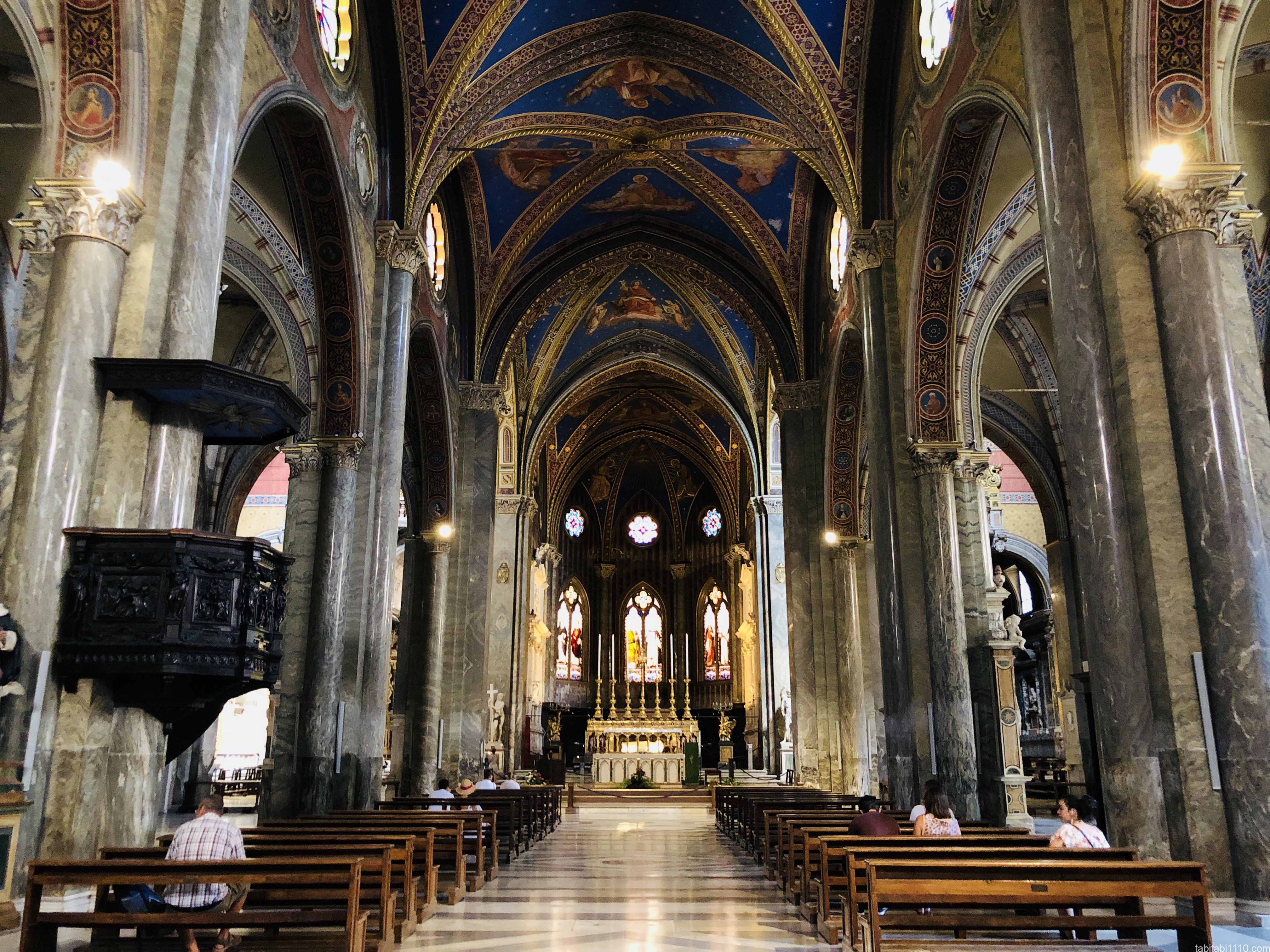 サンタ・マリア・ソプラ・ミネルヴァ教会