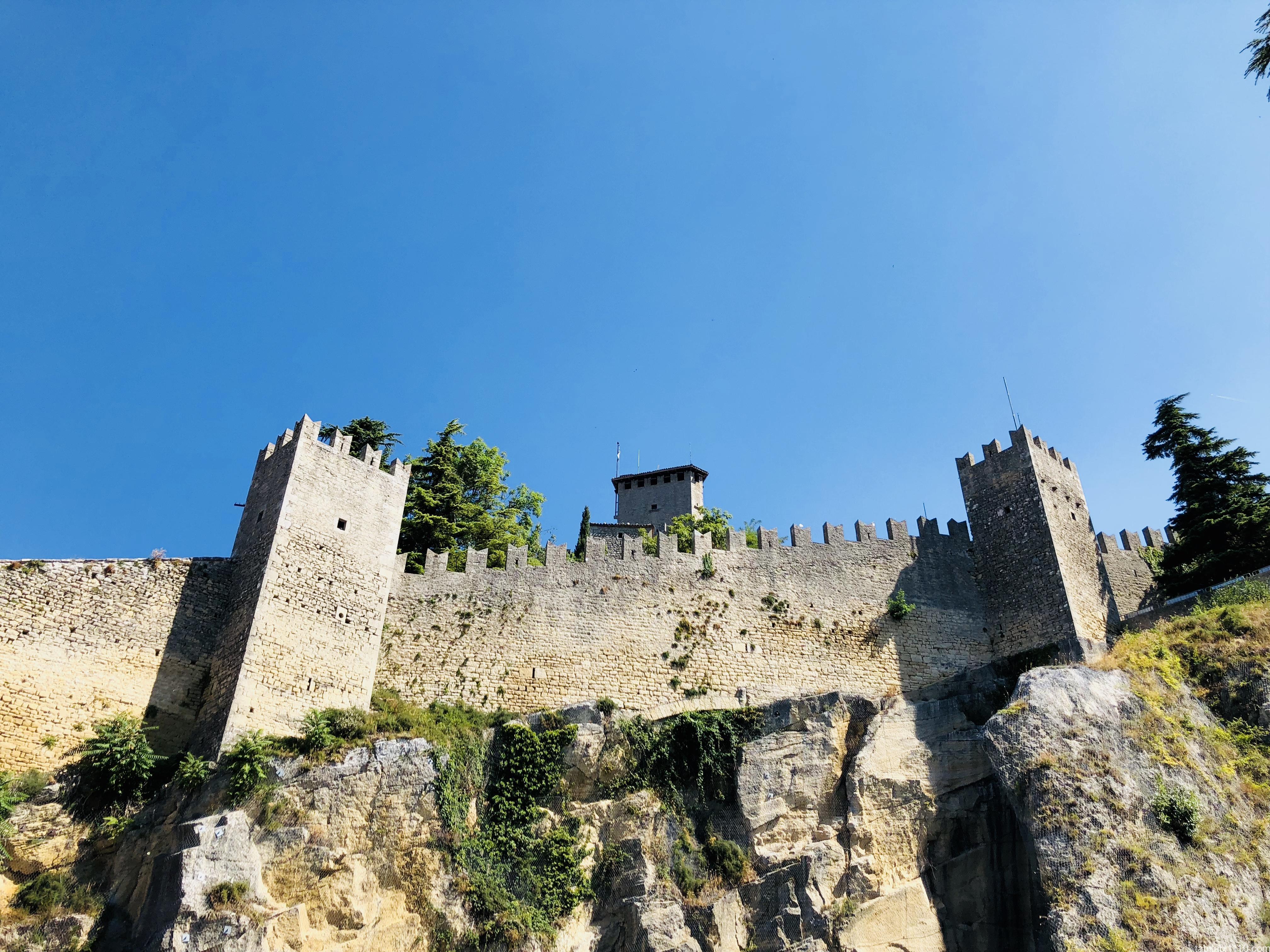 サンマリノの砦