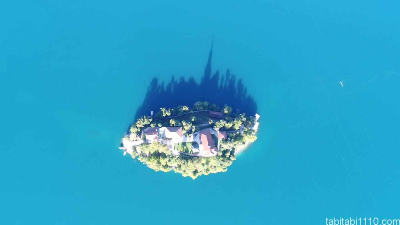ブレッド湖|ドローン空撮