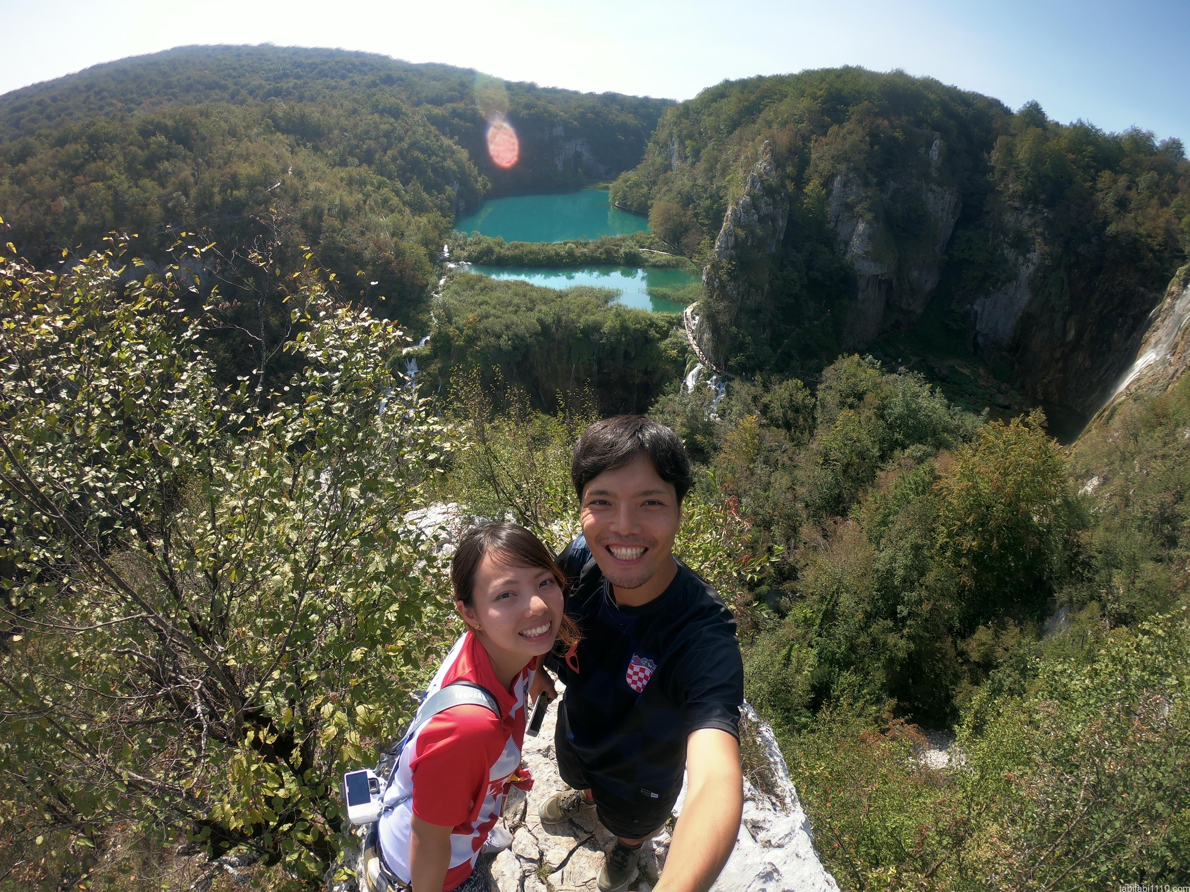 プリトヴィッチェ湖群国立公園|下湖15