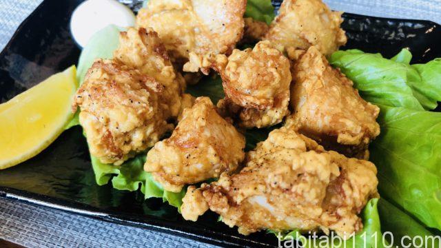 Sushi te Shoki|唐揚げ