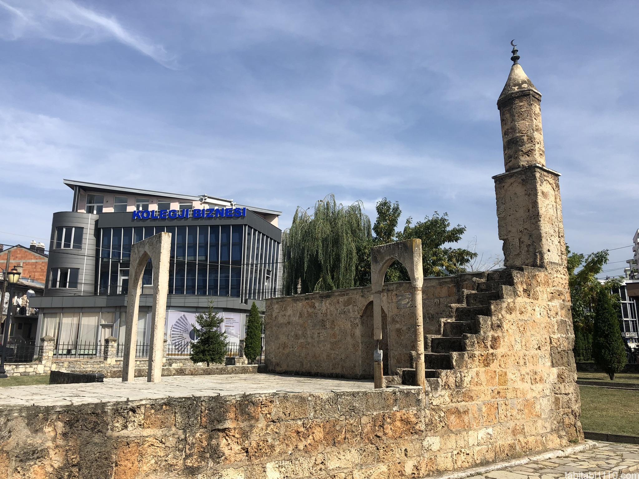 プリズレン|元モスク
