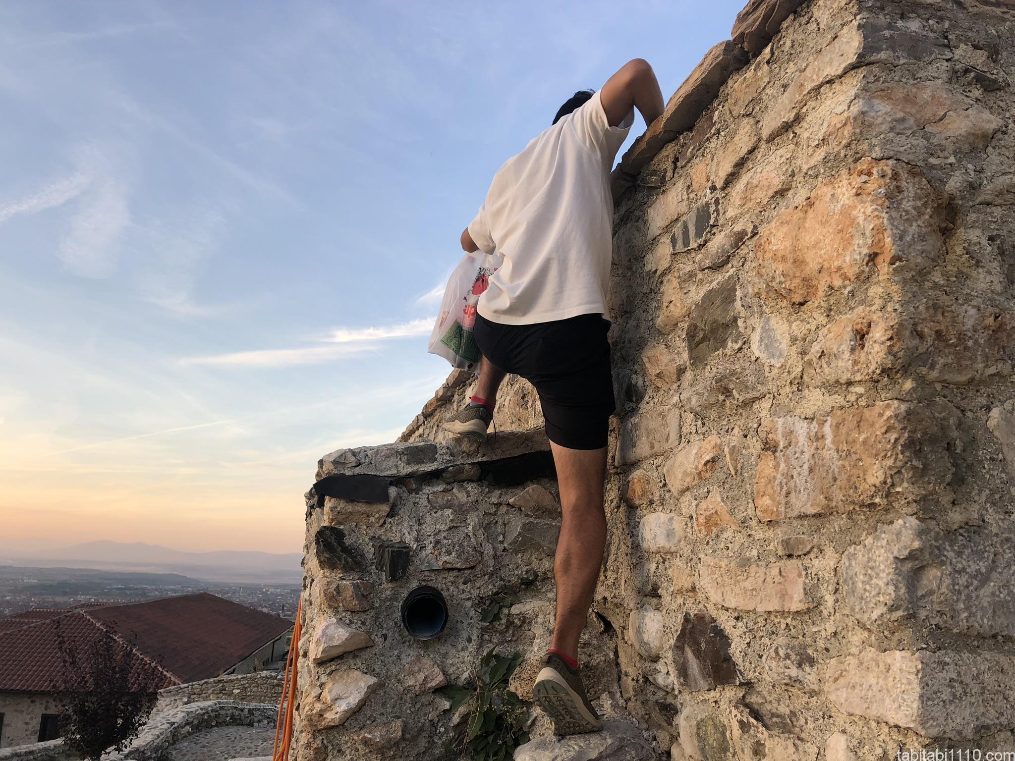 プリズレン|要塞
