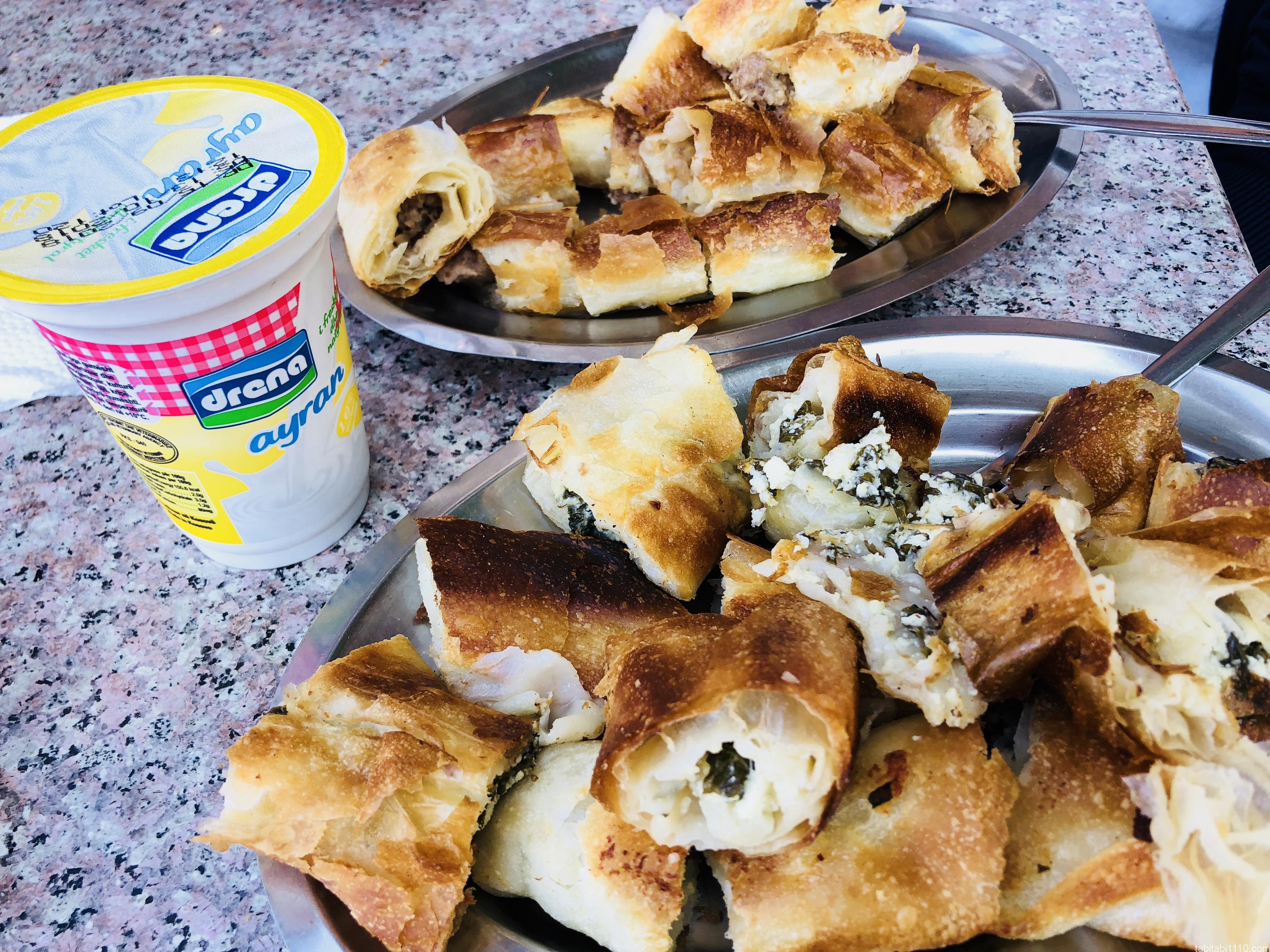 コソボ料理|ブレク