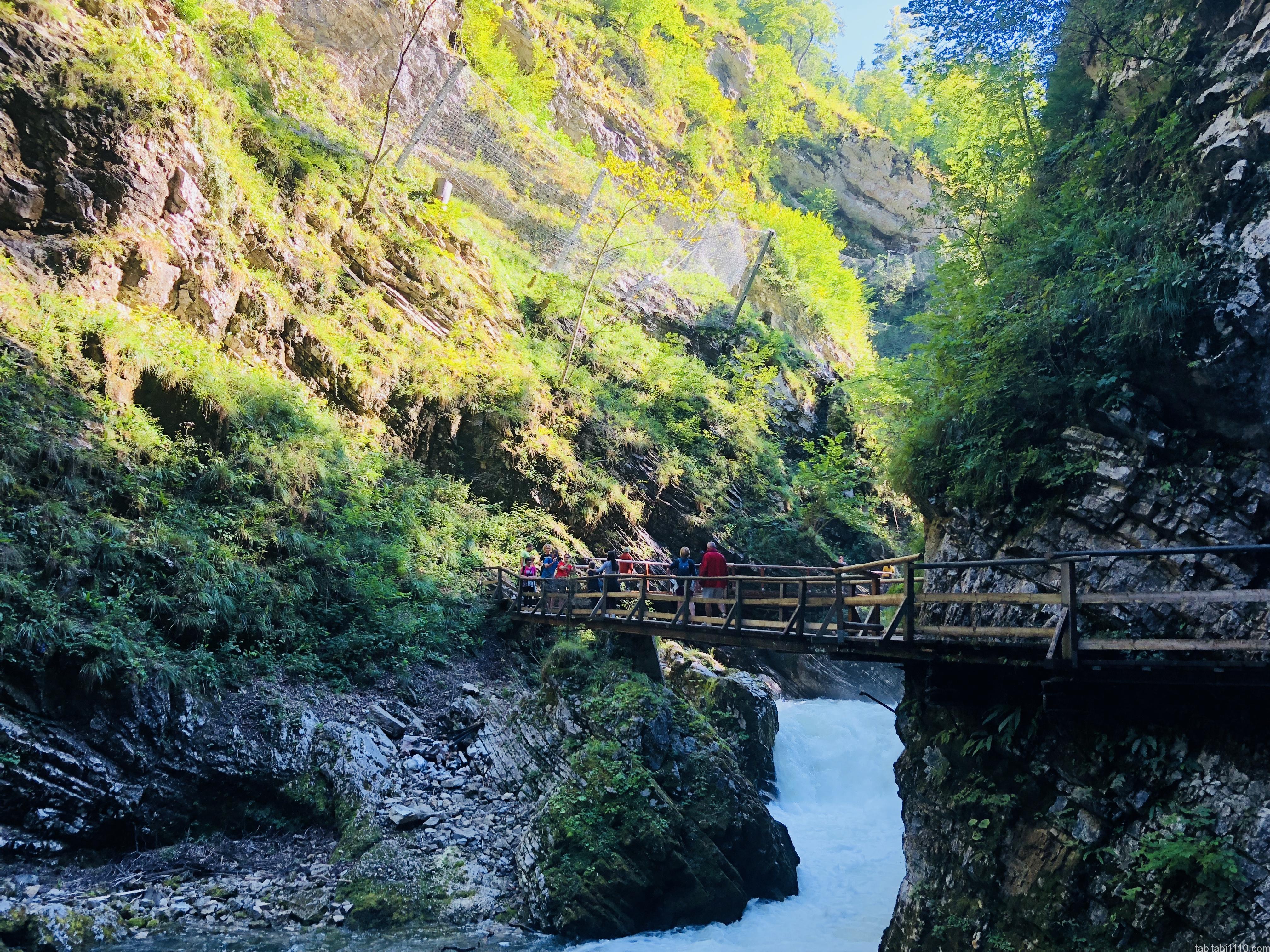 ヴィントガル峡谷