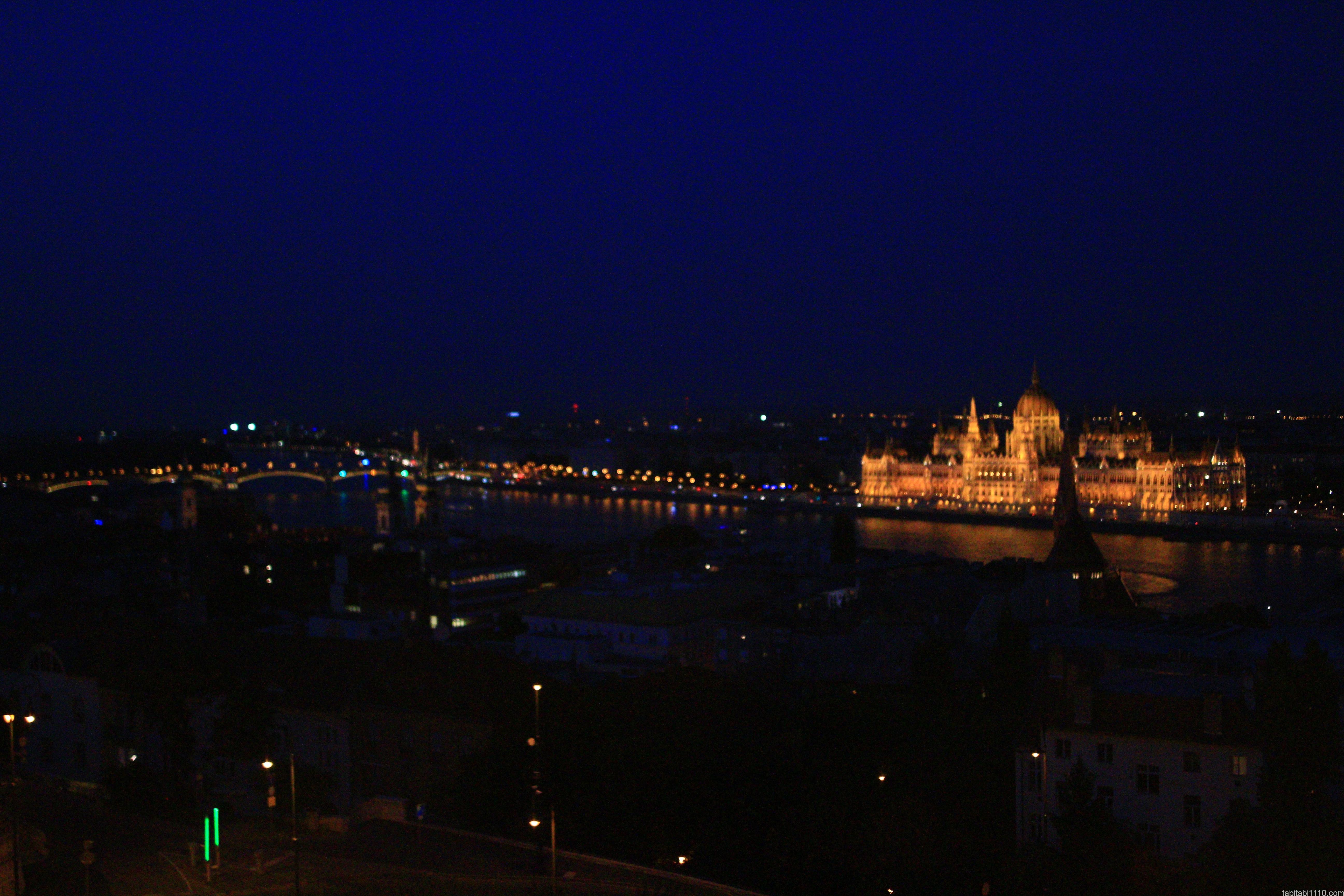 ブダペスト|夜景