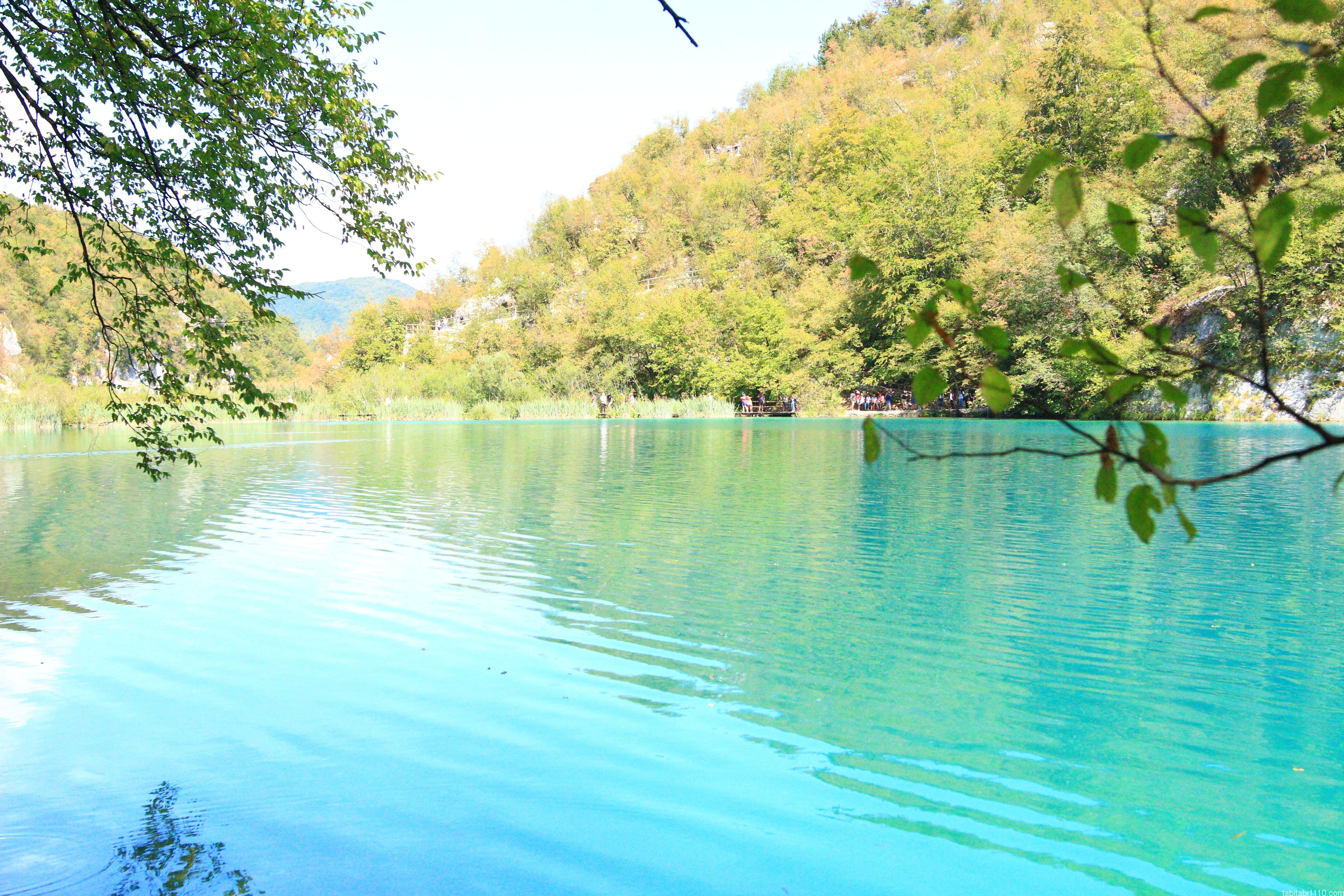 プリトヴィッチェ湖群国立公園|下湖13