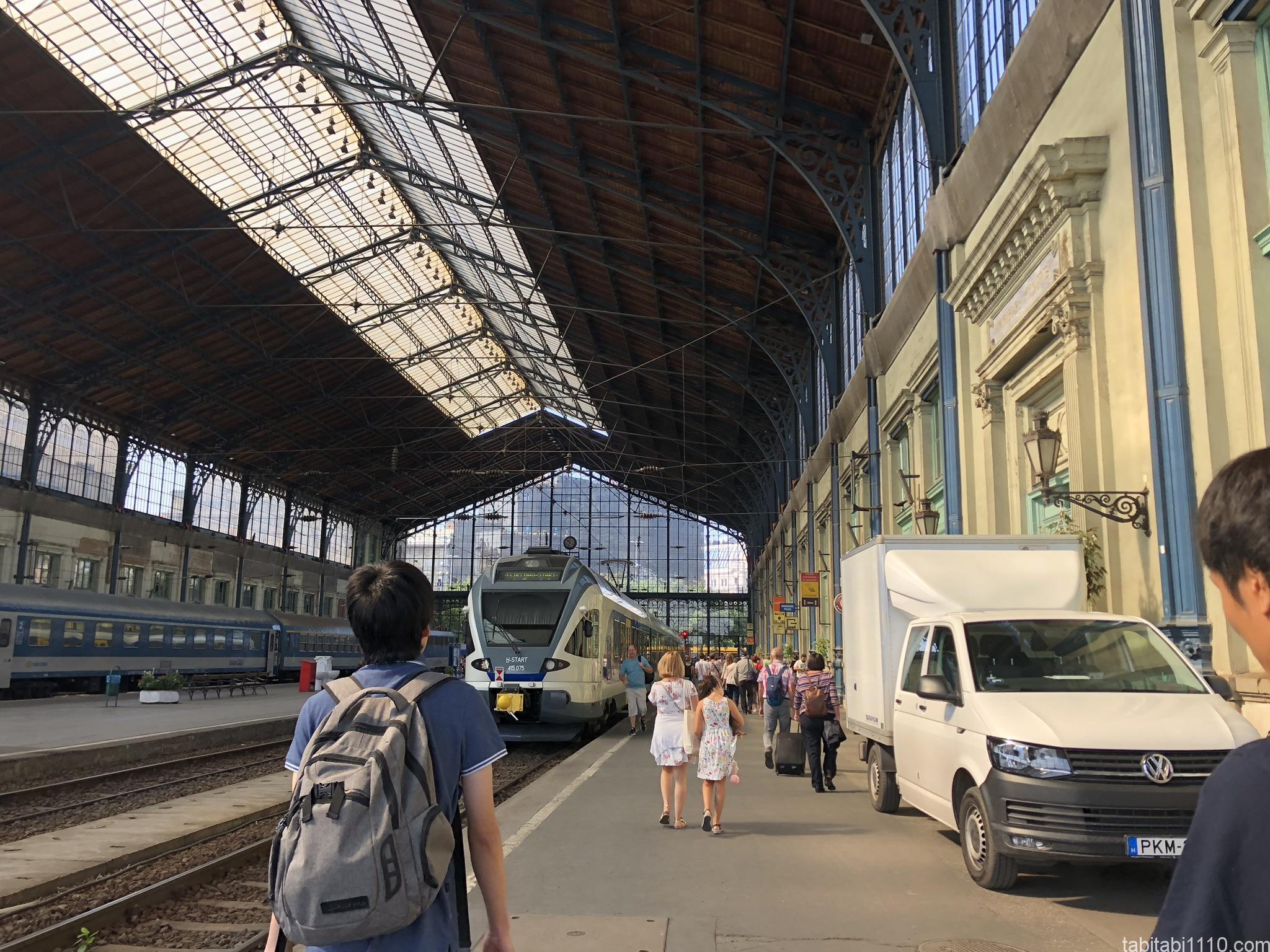 ブダペスト駅