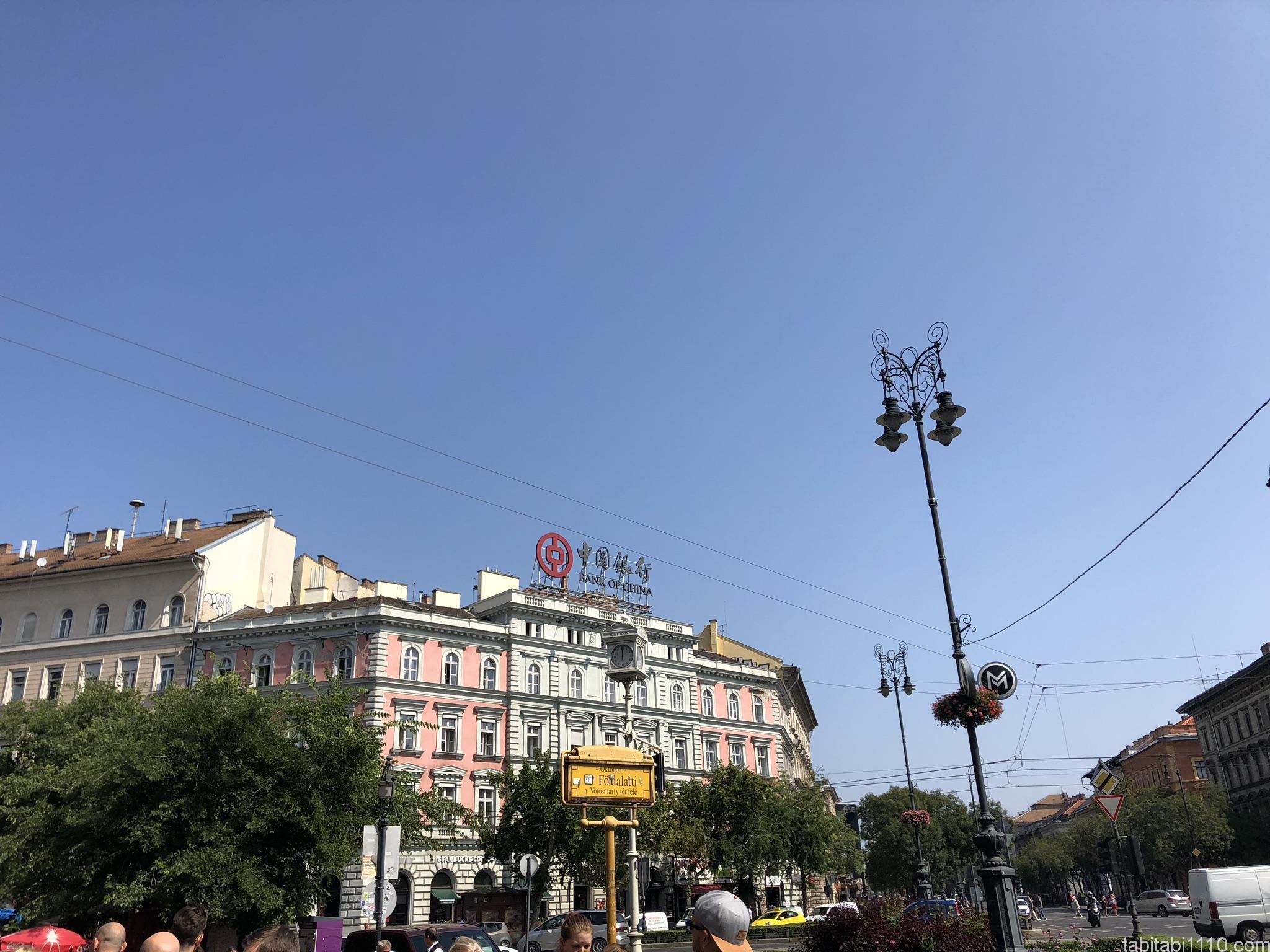 ブダペスト|中国資本