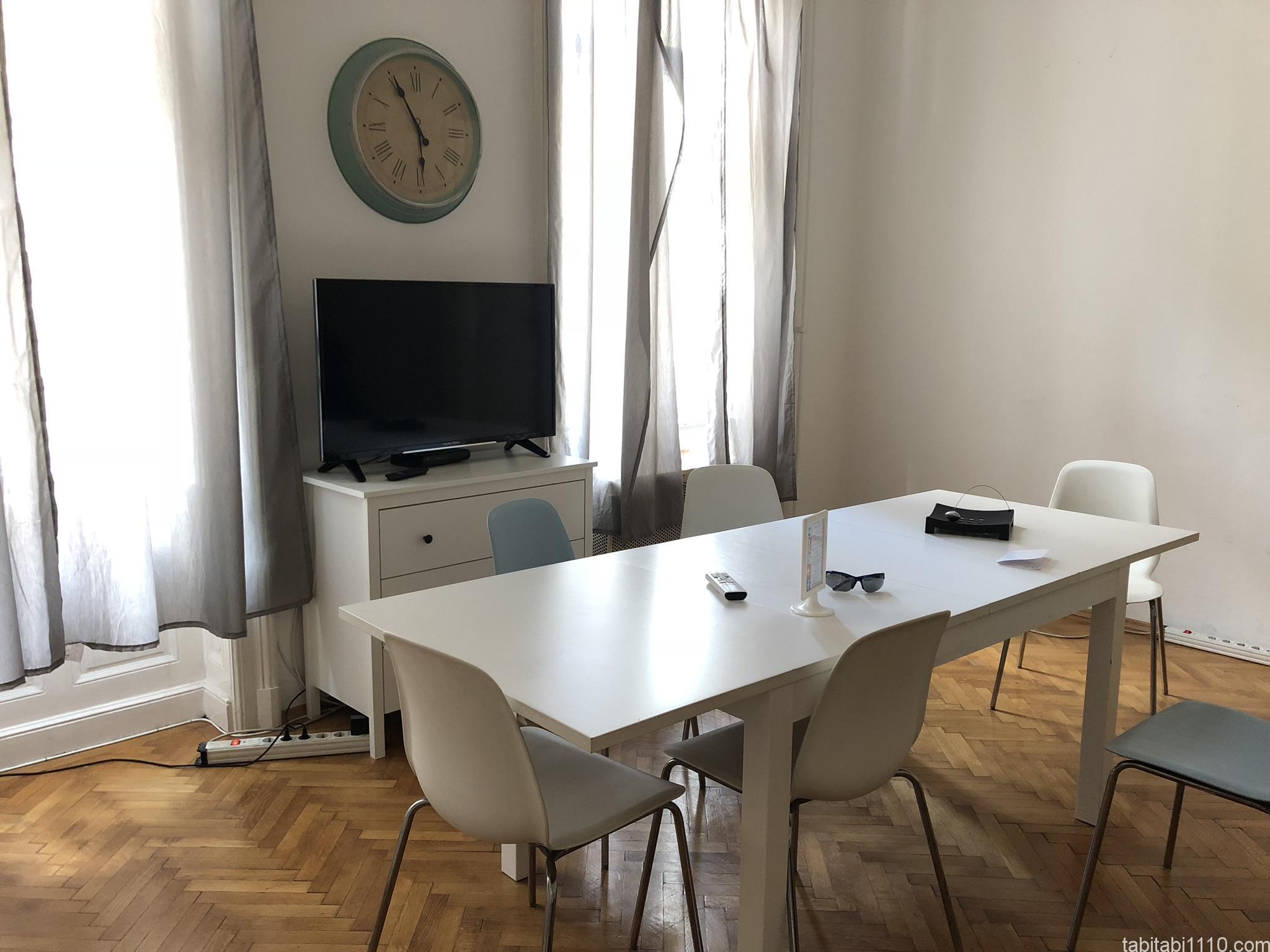 ブダペスト|アパートメント