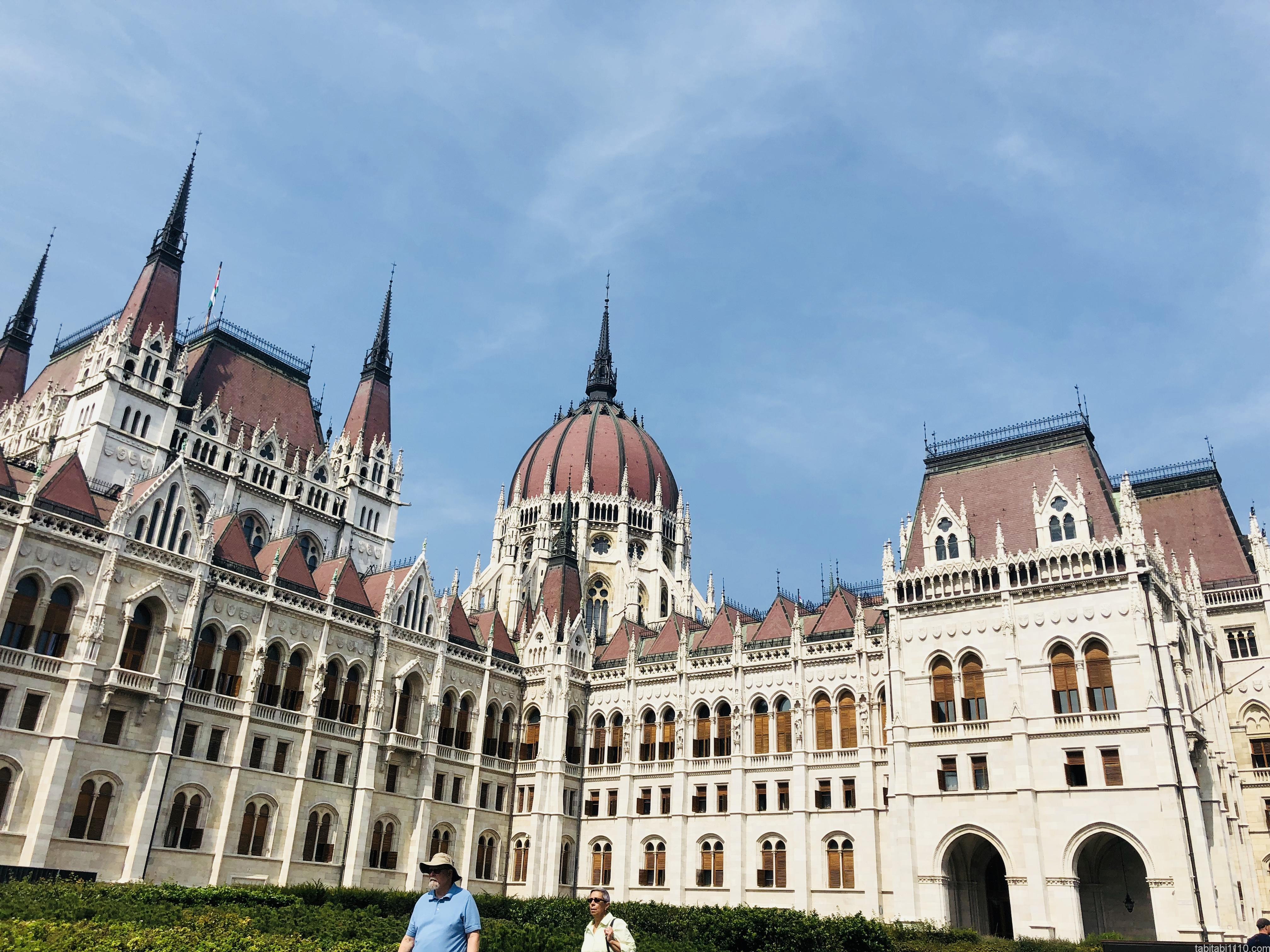 ブダペスト|国会議事堂