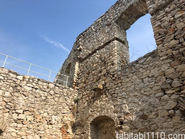 スピシュ城|城の中④