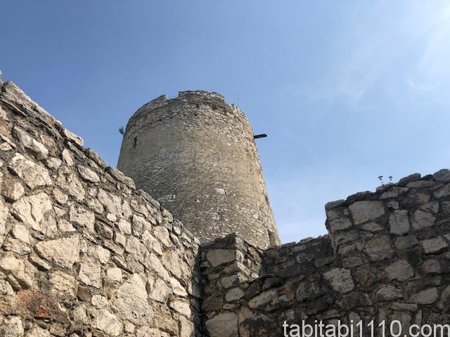 スピシュ城|城の中③