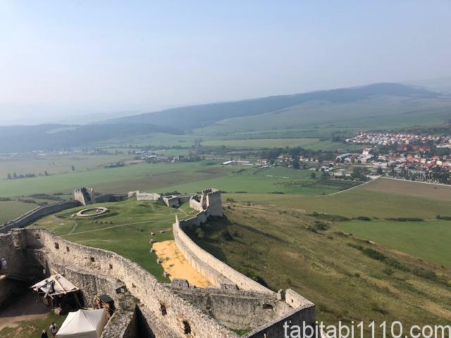 スピシュ城|砦