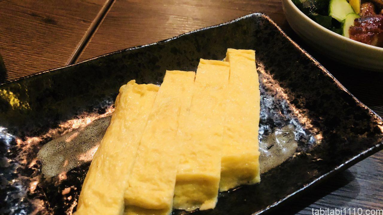 居酒屋KOSHIDA|卵焼き